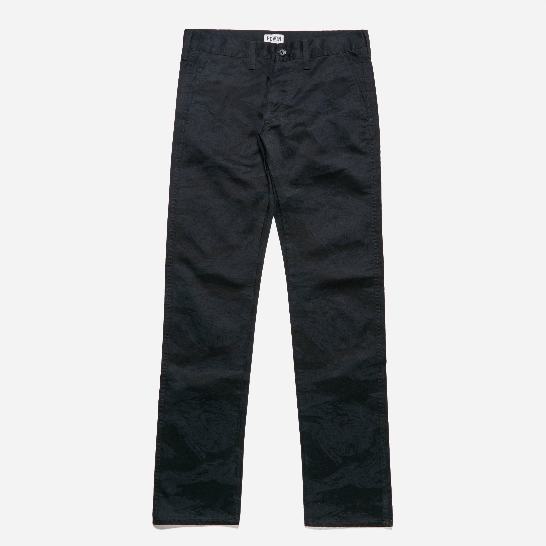 Edwin 55 Chino 9oz Compact Twill Cotton