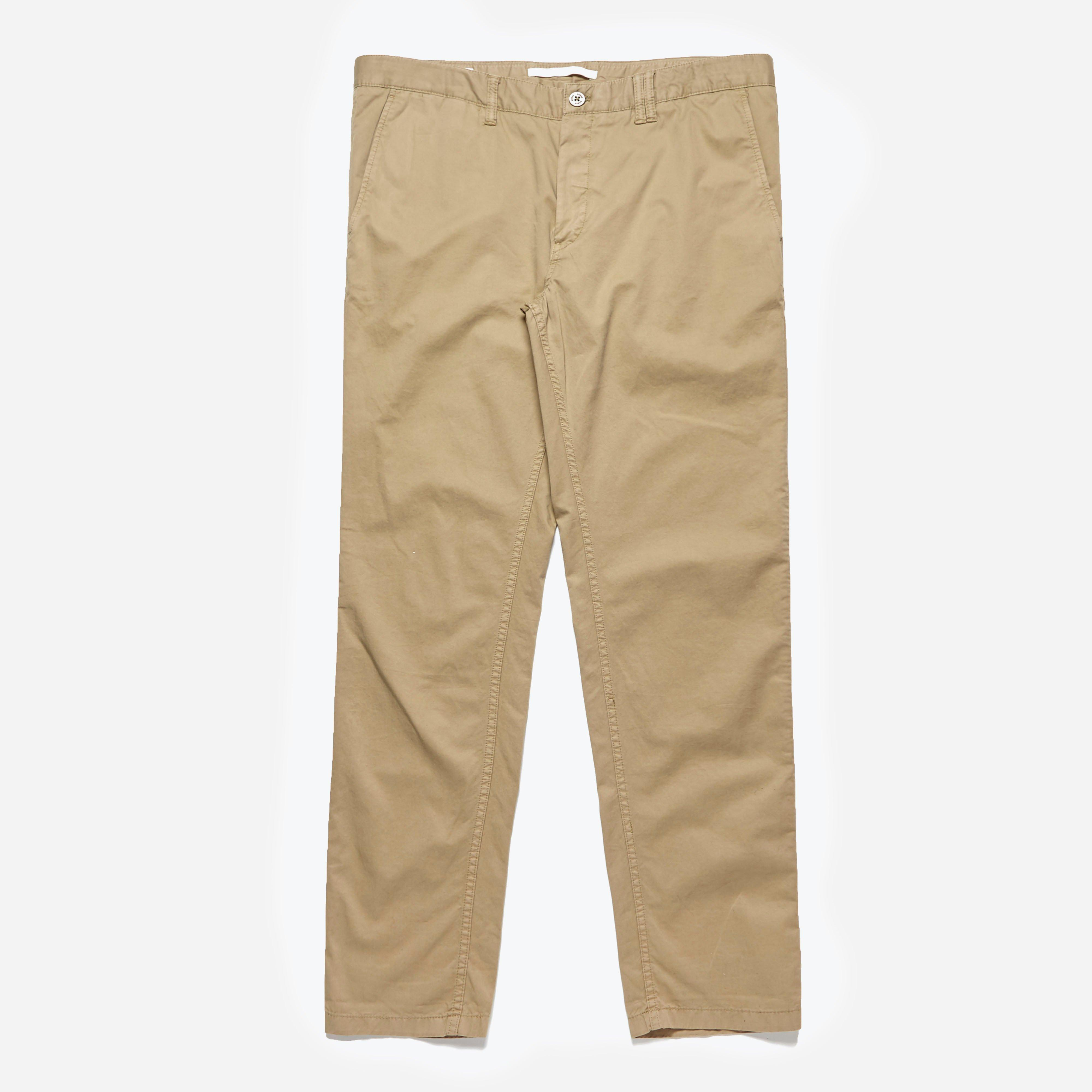Norse Projects Aros Slim Light Twill Chino