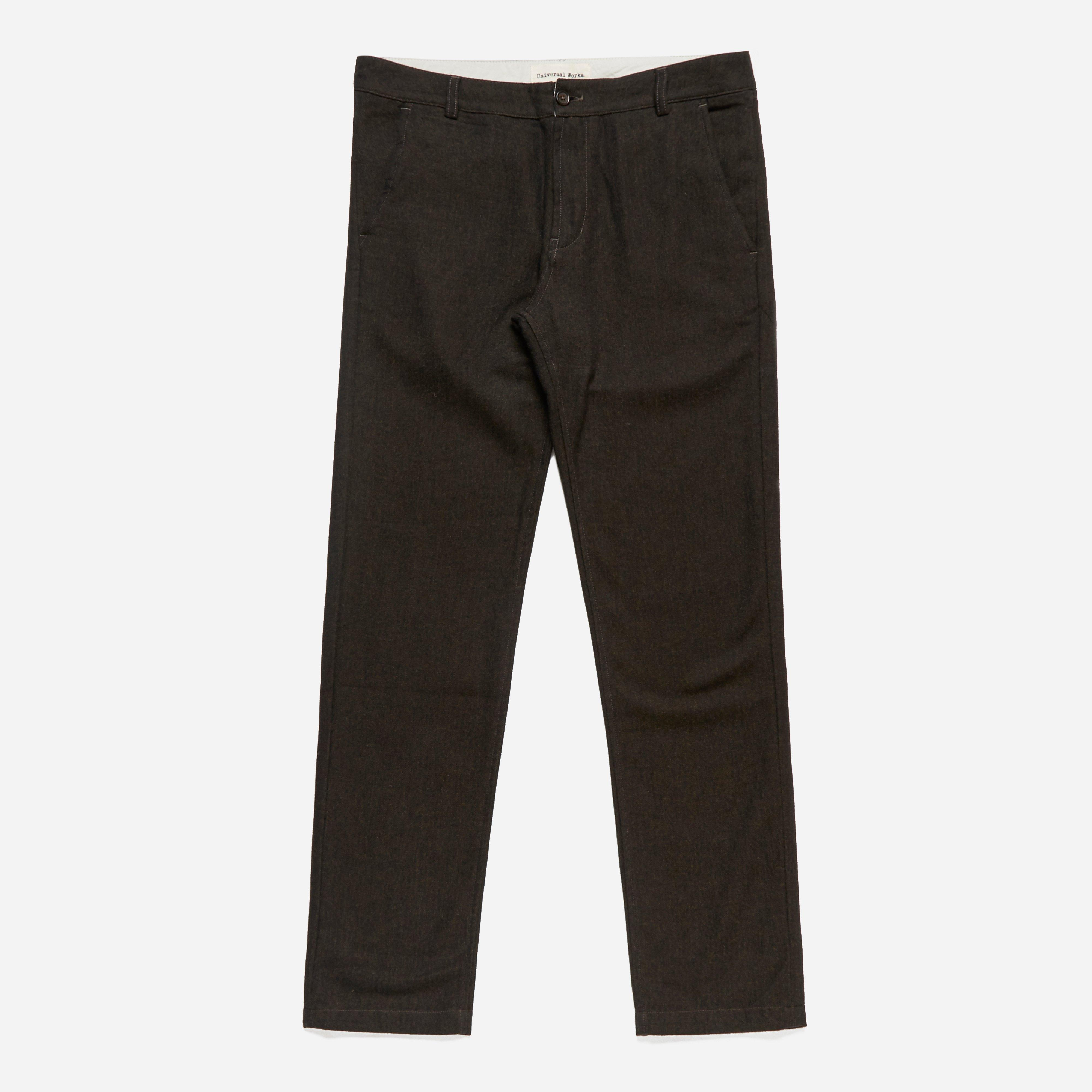 Universal Works Penny Wool Aston Pant