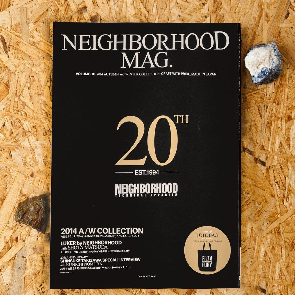 Neighborhood Magazine Vol. 10