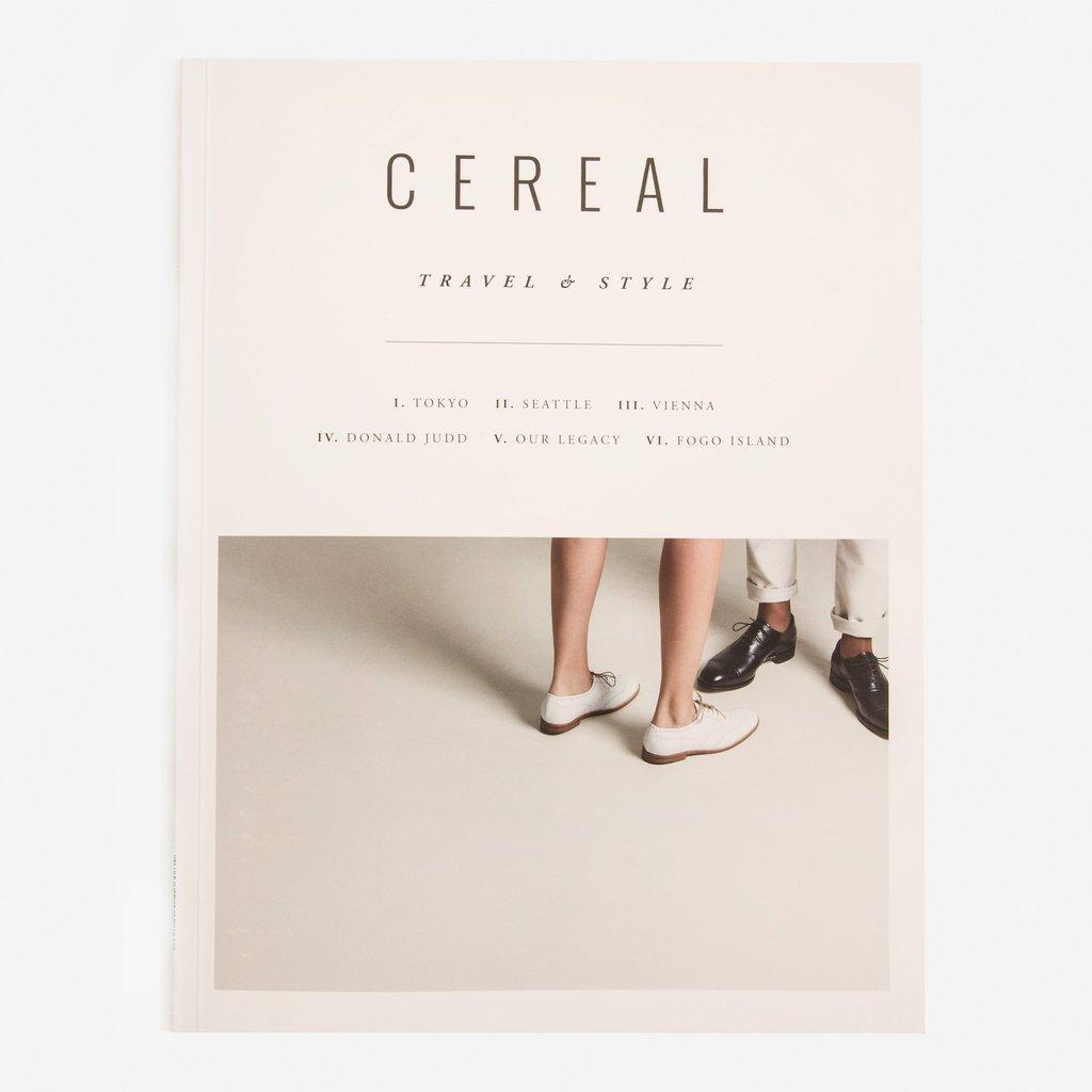 Cereal Issue 11 Travel & Style