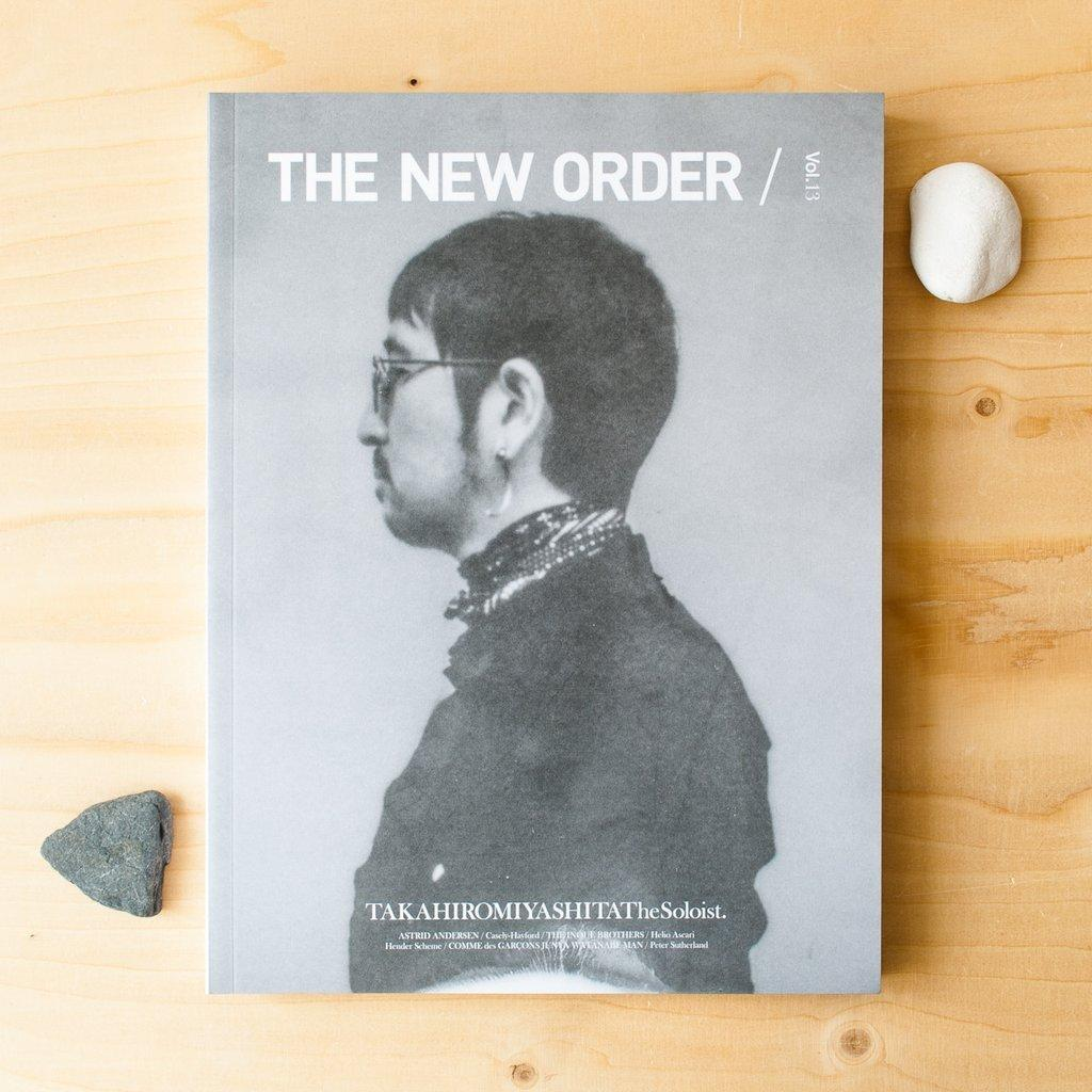 The New Order Magazine Issue 13