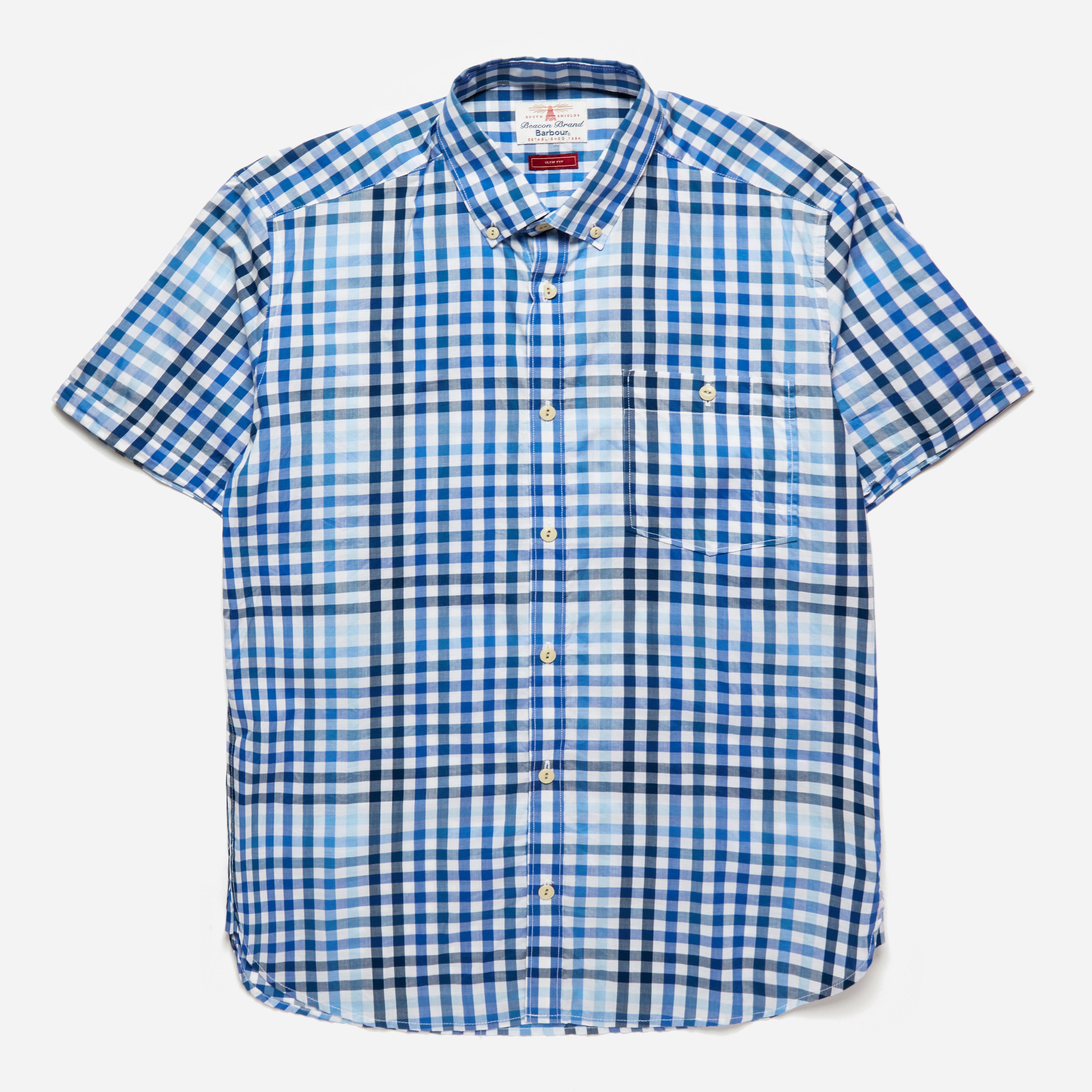Barbour James Tatterall Shirt