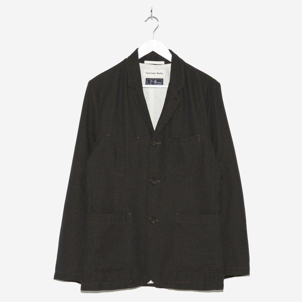 Universal Works Penny Wool Suit Jacket
