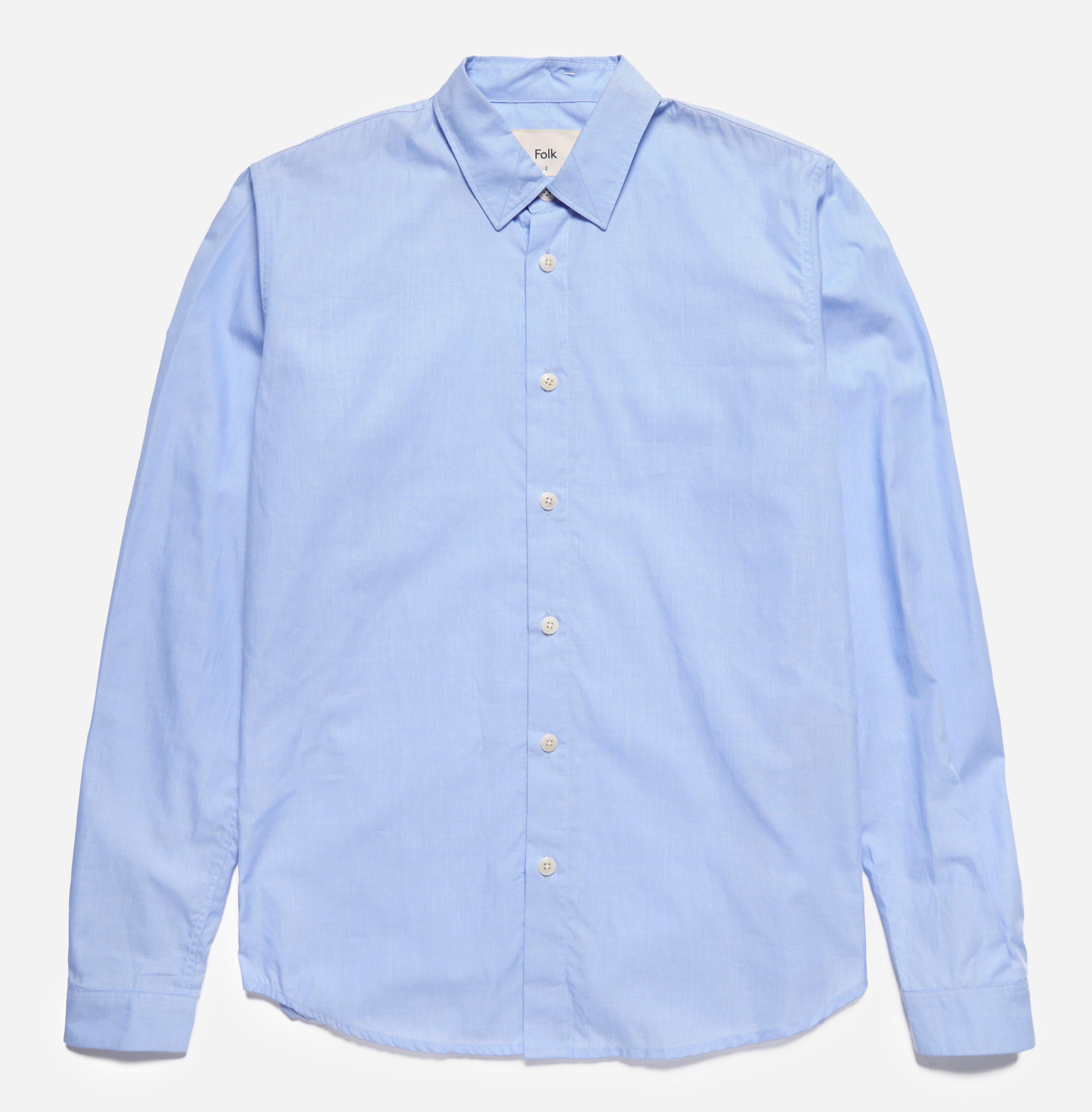 Folk Pyjama Shirt