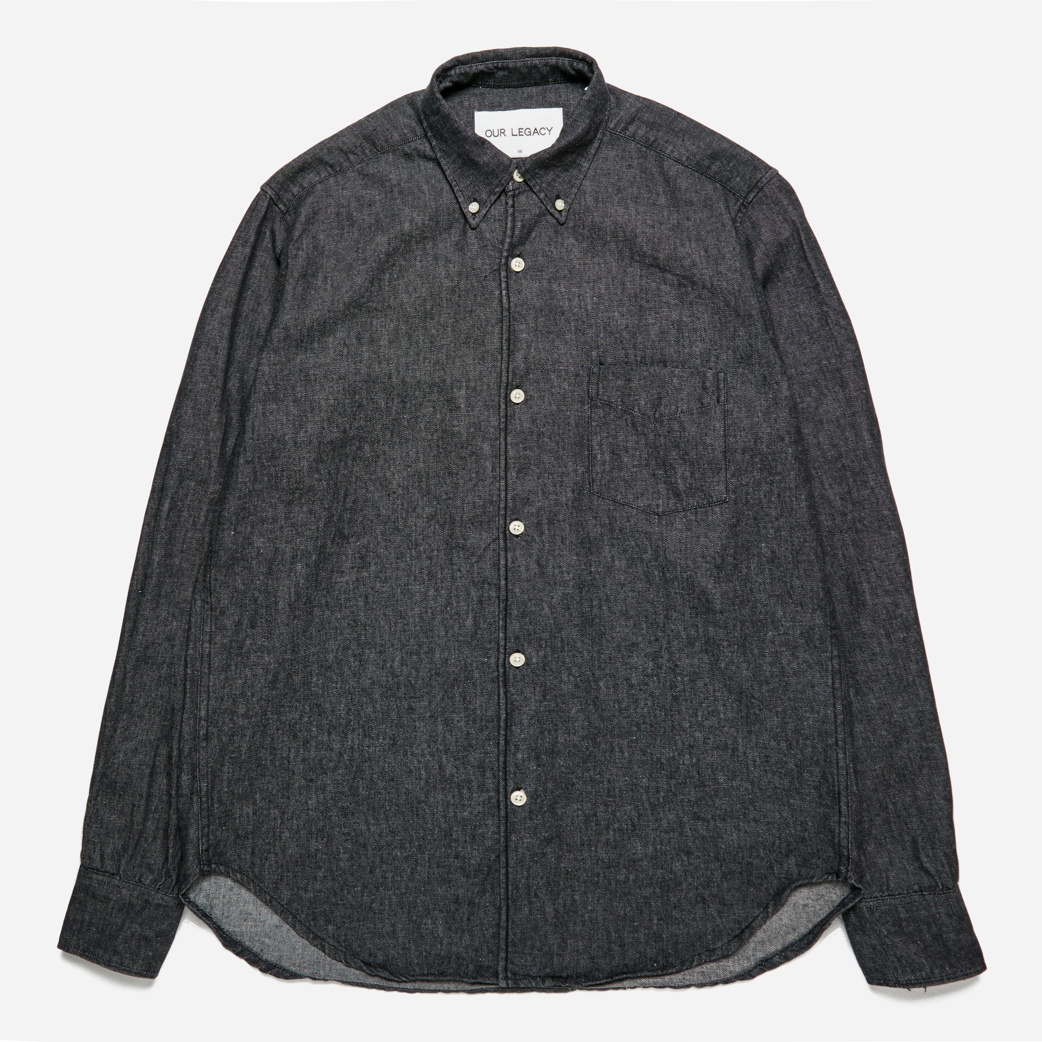 Our Legacy 1950's Button Down Shirt