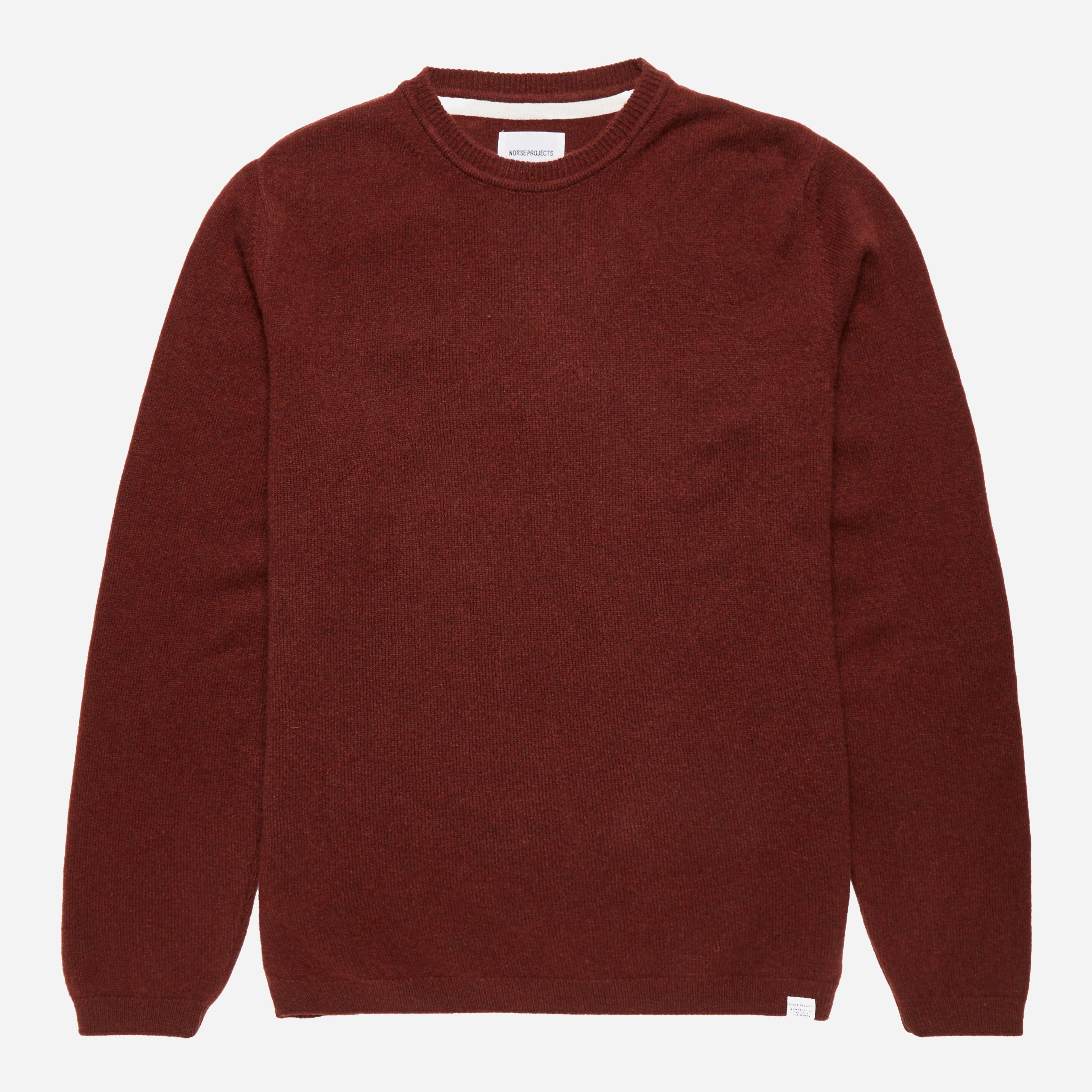 Norse Projects Sigfred Lambswool Sweatshirt
