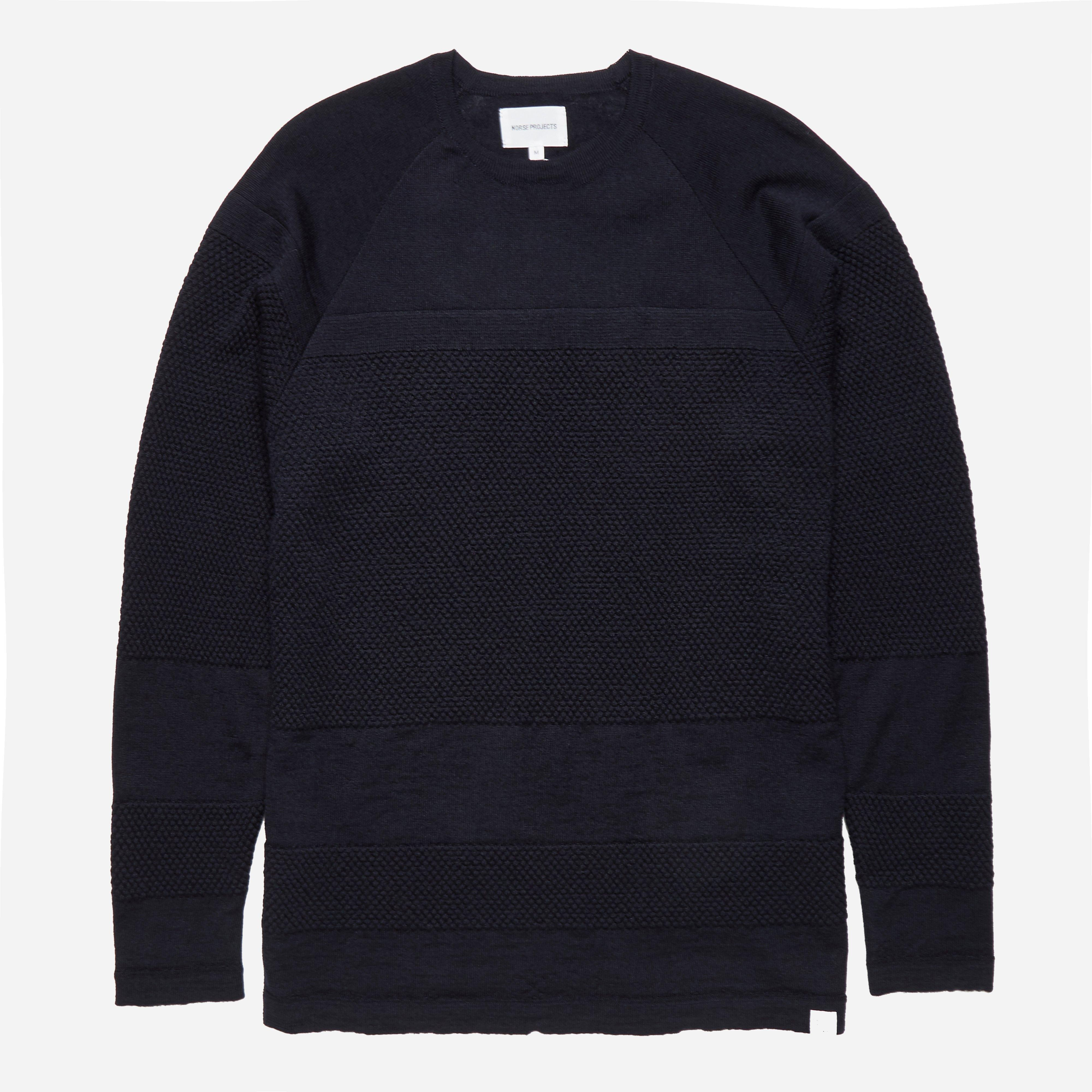 Norse Projects Ville Light Wool Crewneck Sweatshirt