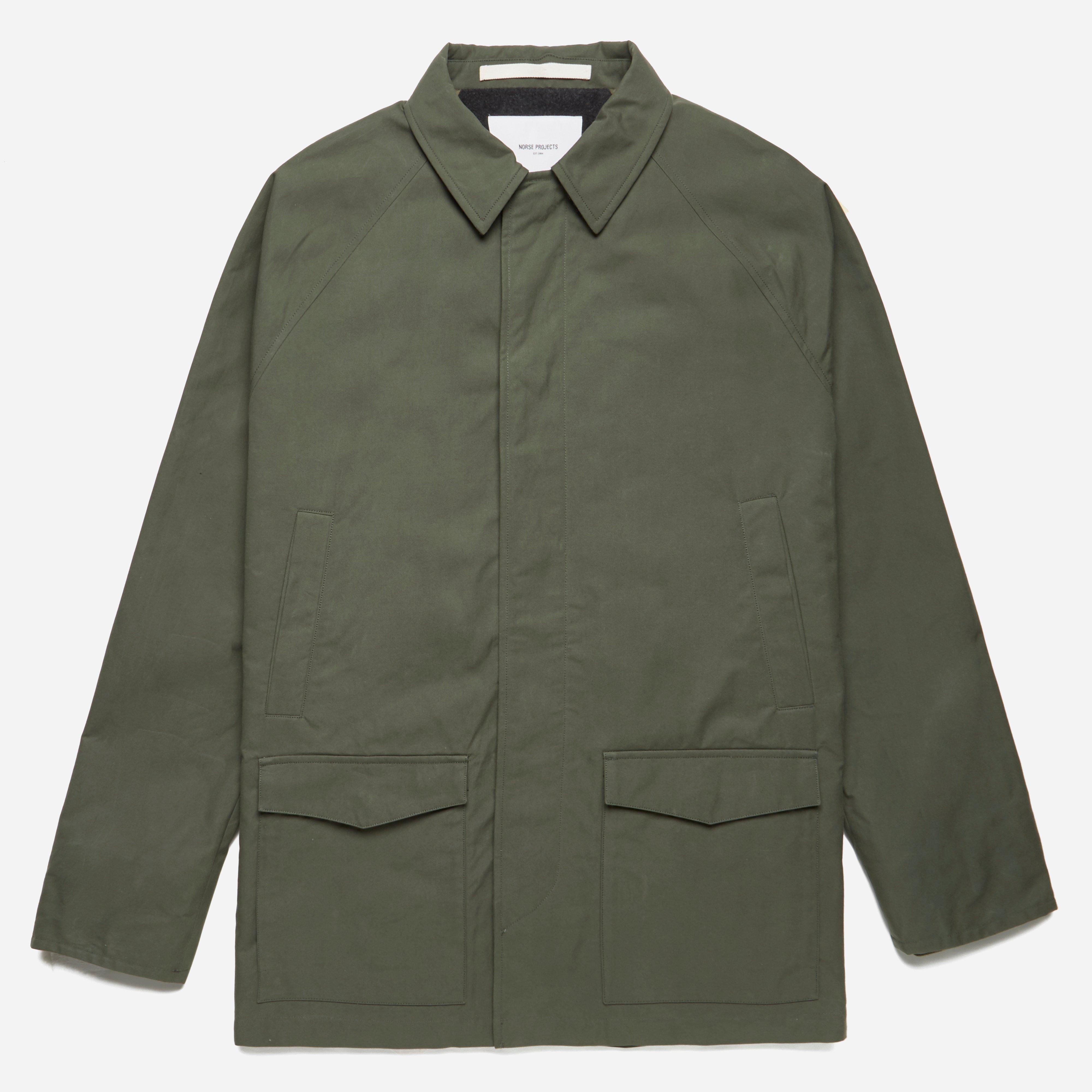 Norse Projects Bertram Classic Jacket