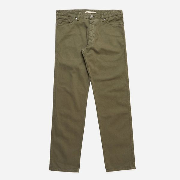 Norse Projects Edvard Heavy Twill Pant | The Hip Store