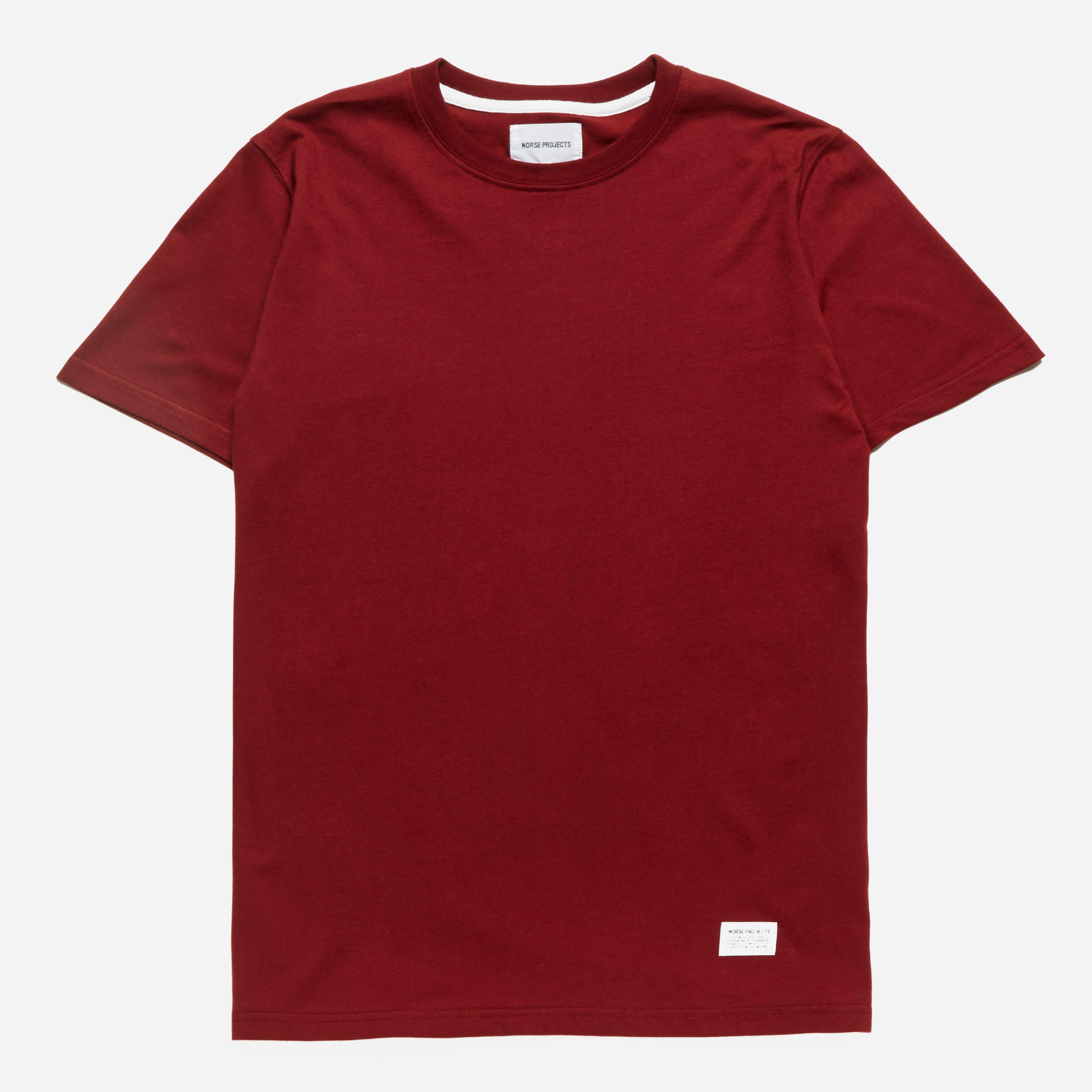 Norse Projects Niels Basic SS T-Shirt