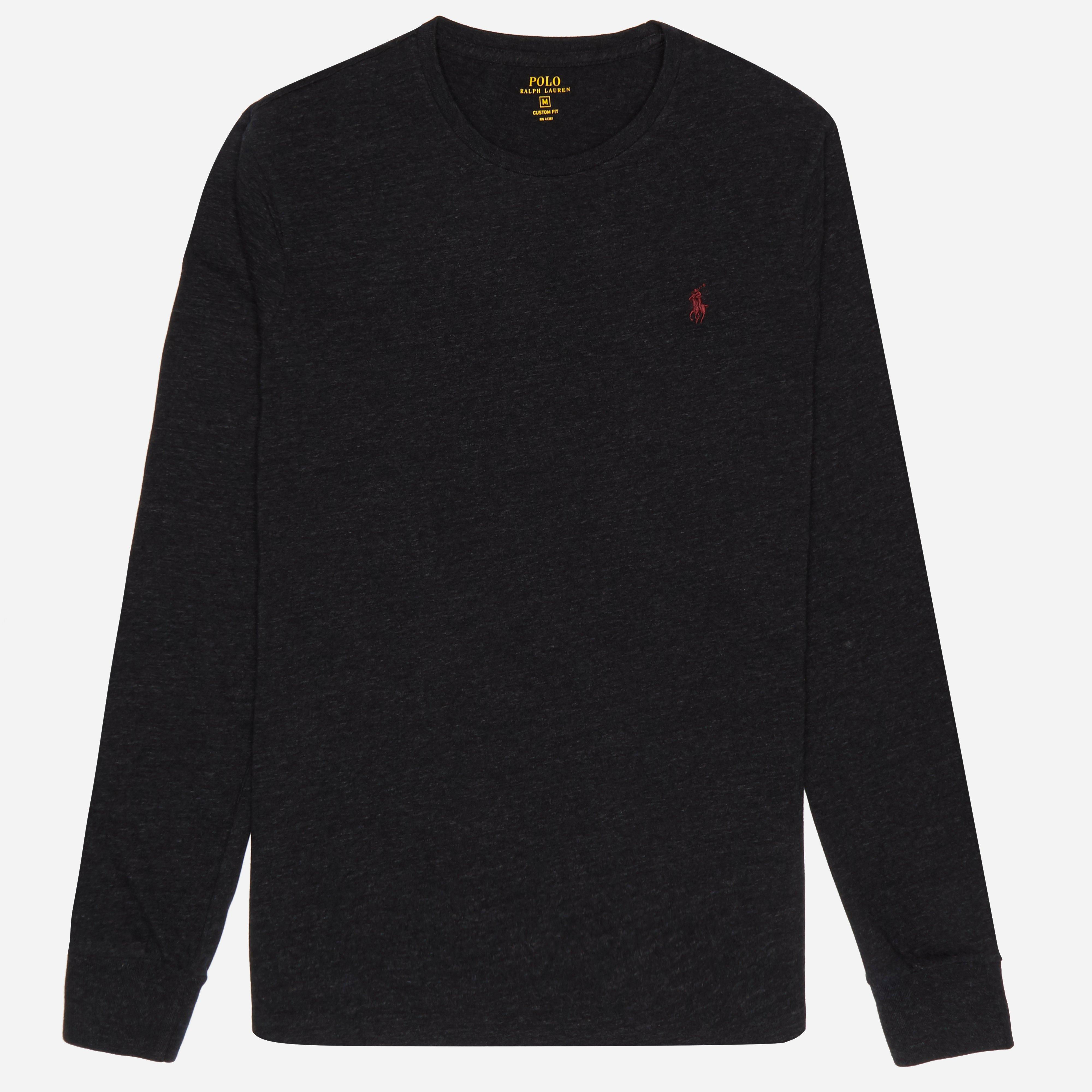 Polo Ralph Lauren Long Sleeved Custom T-shirt