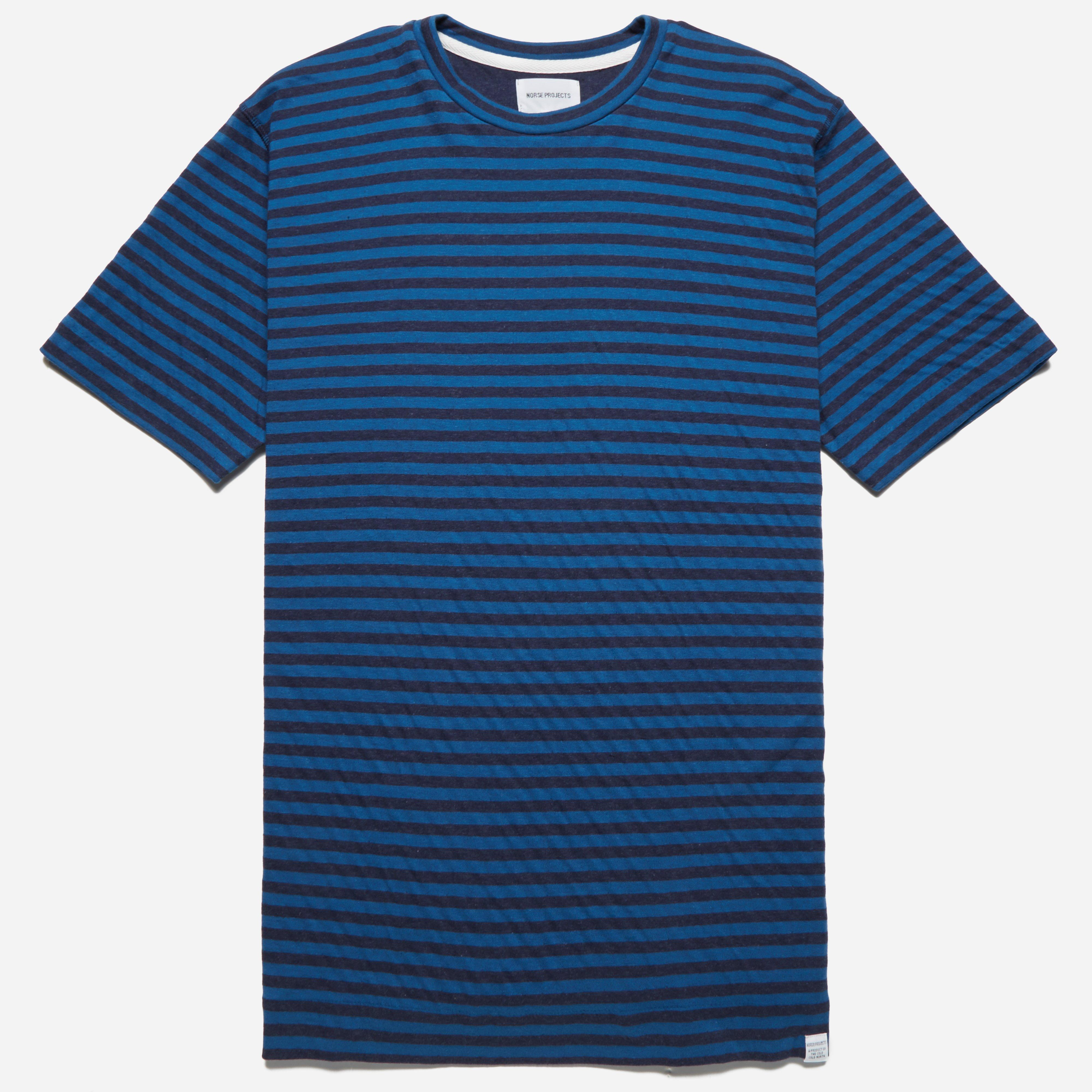 Norse Projects James Brushed Cotton T-Shirt