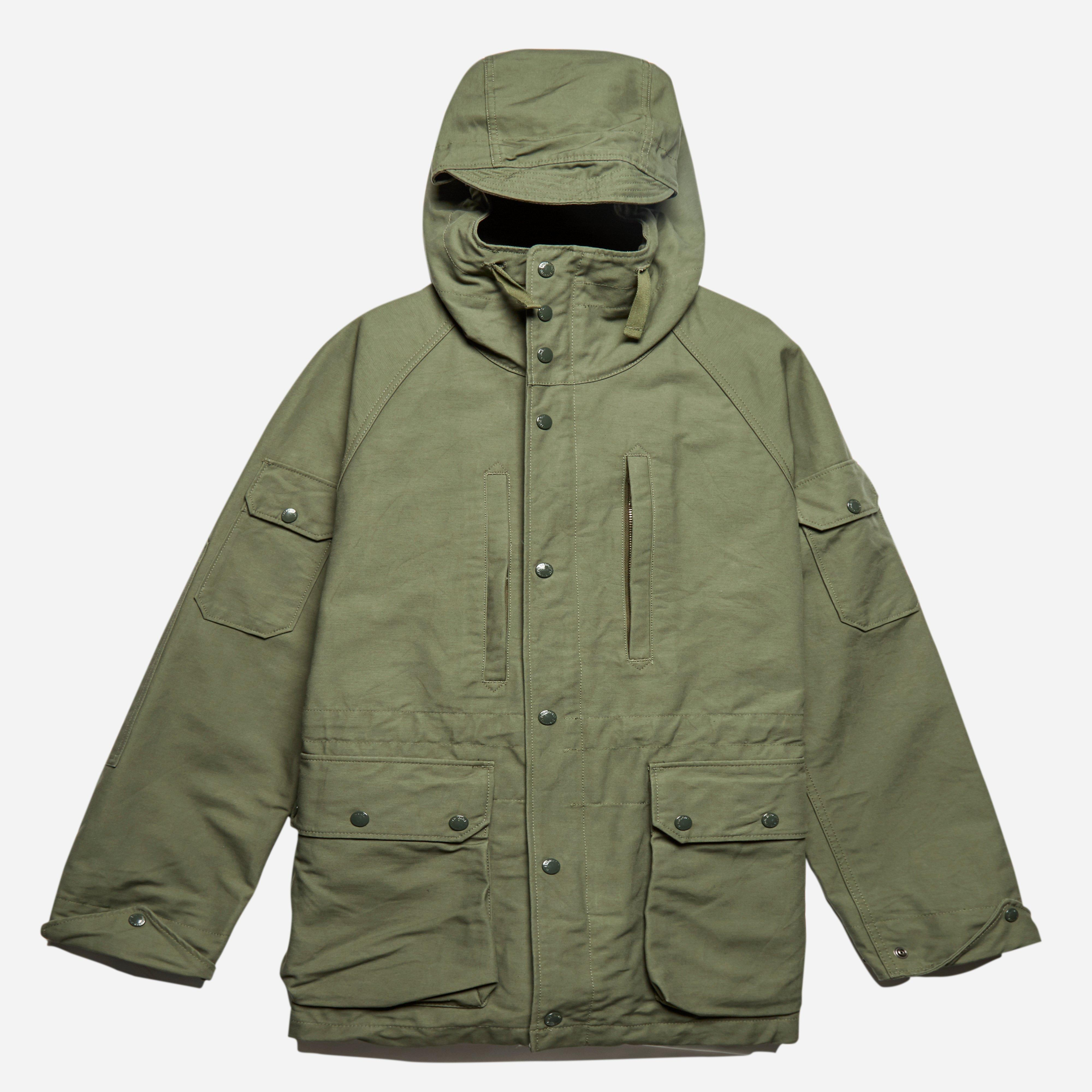 Engineered Garments Field Parka Cotton Double Cloth