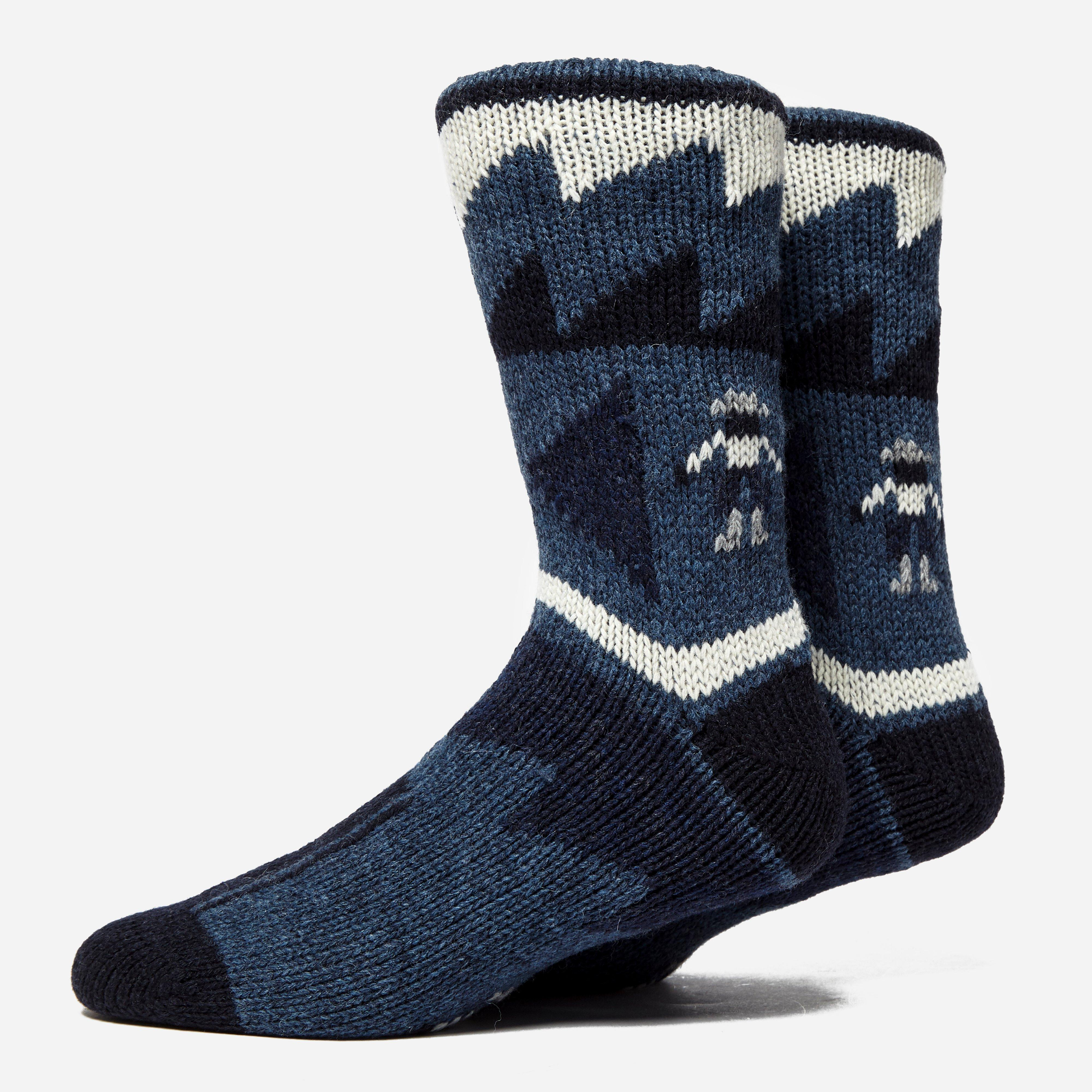Folk Graphic People Socks