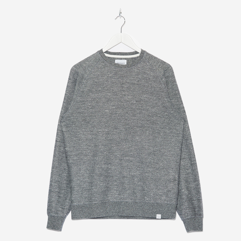 Norse Projects Ketel Mouline Sweatshirt