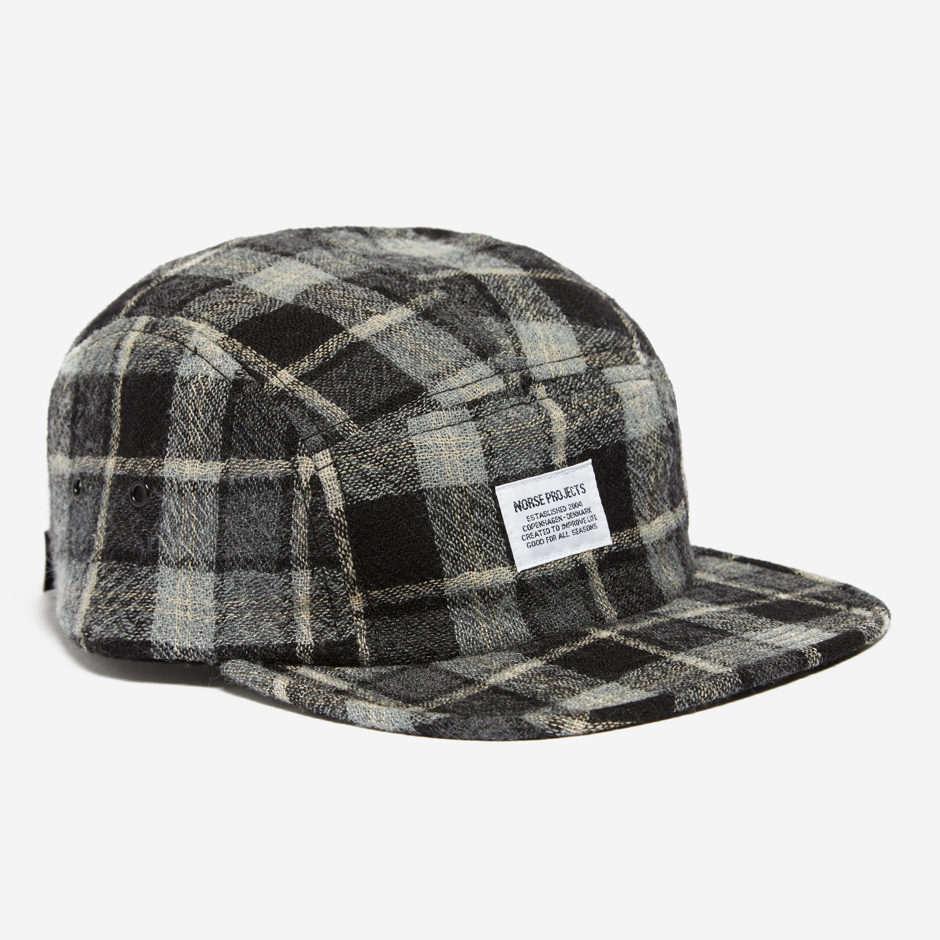 Norse Projects 5 Panel Loose Weave Cap