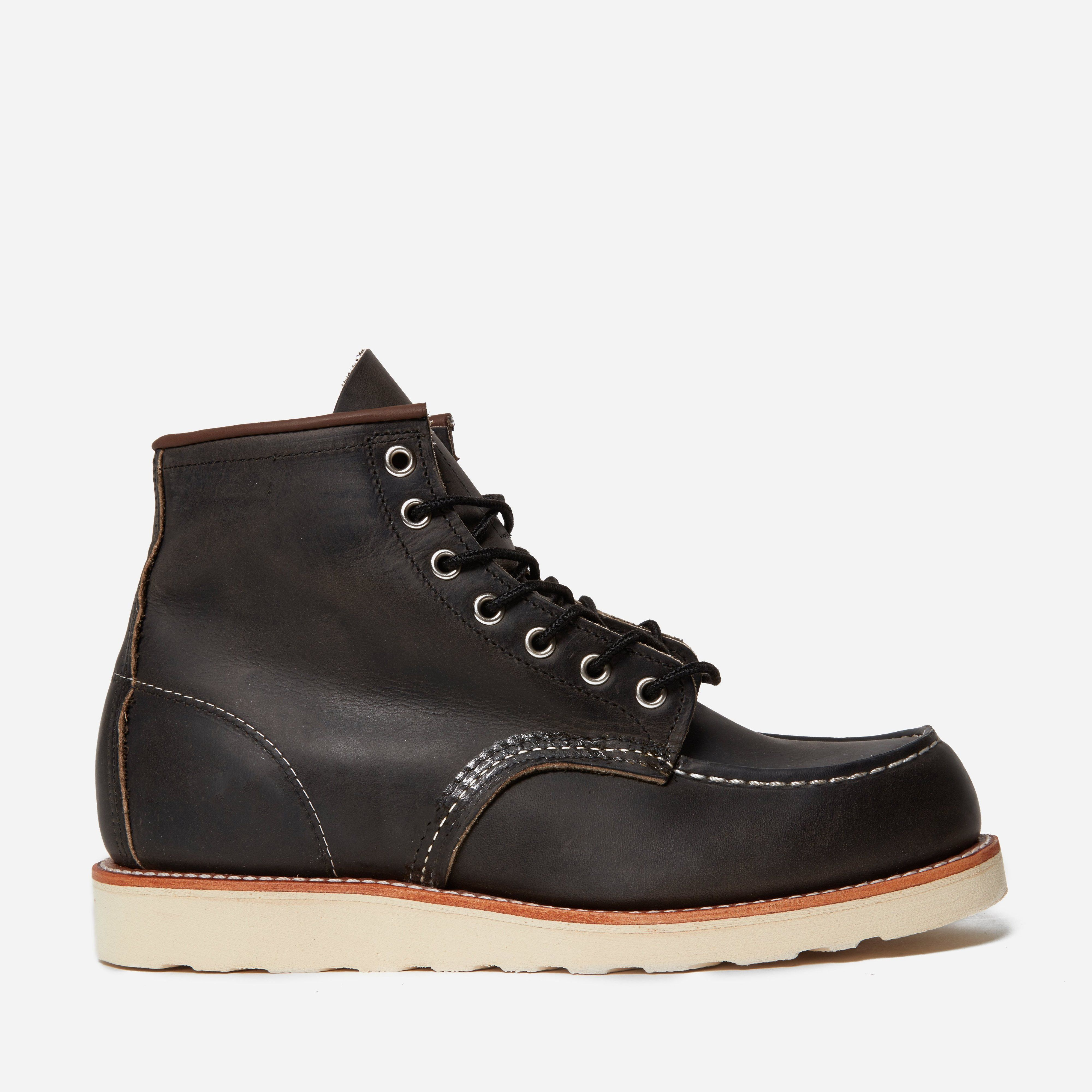 "Red Wing 08890 6"" Moc Toe Boot"