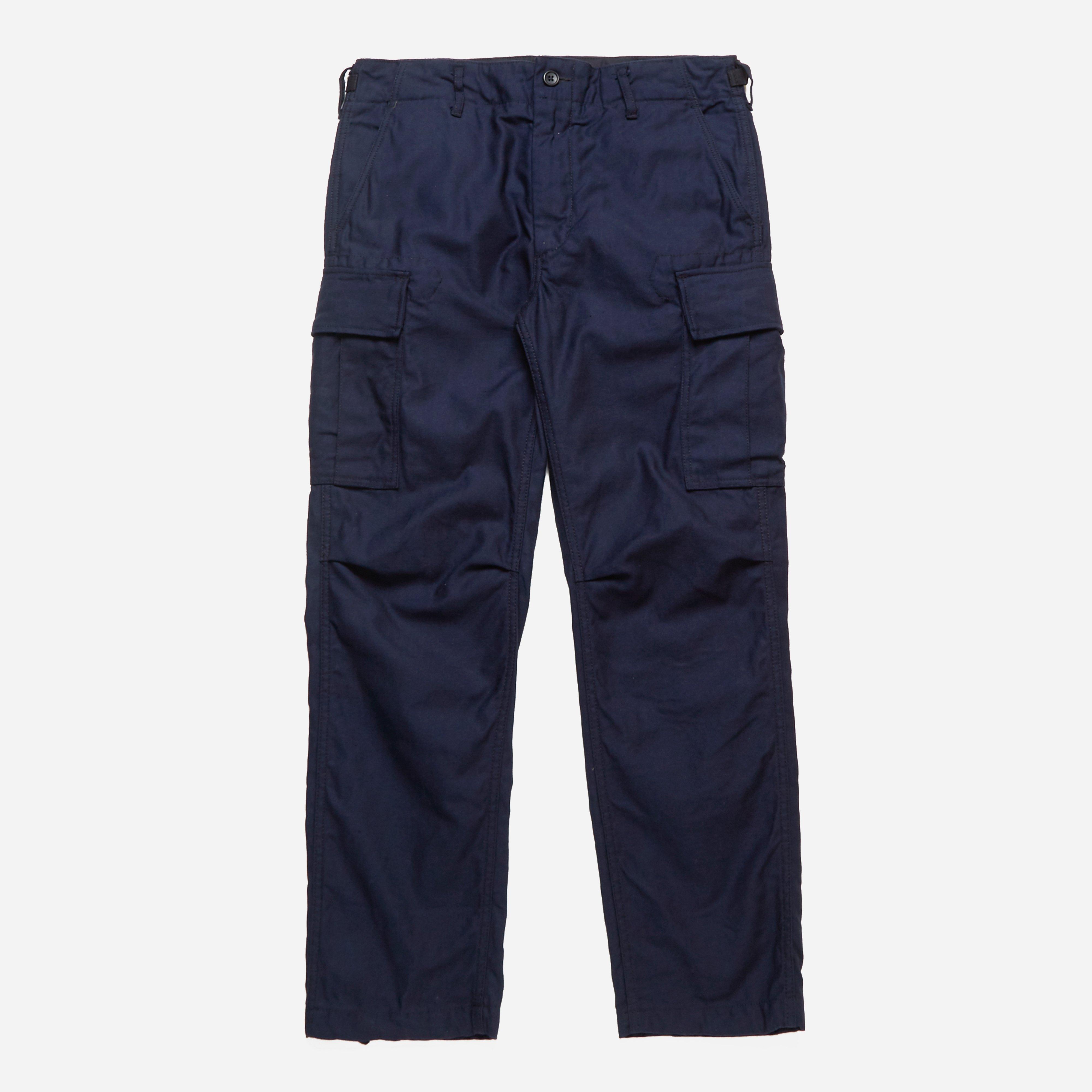 Engineered Garments BDU Pant Cotton Reversed Sateen