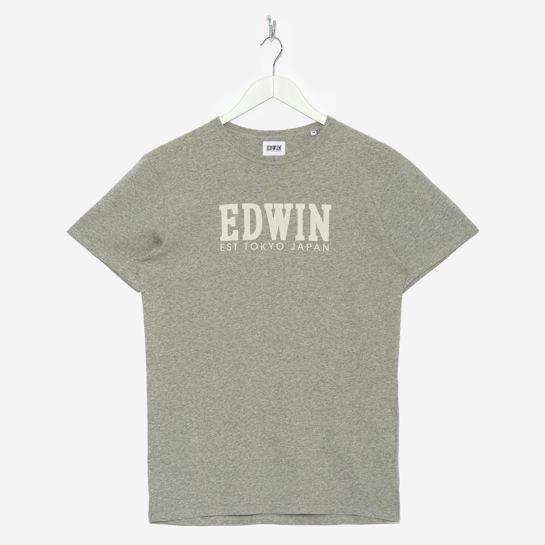Edwin Logo Type 2 T-shirt