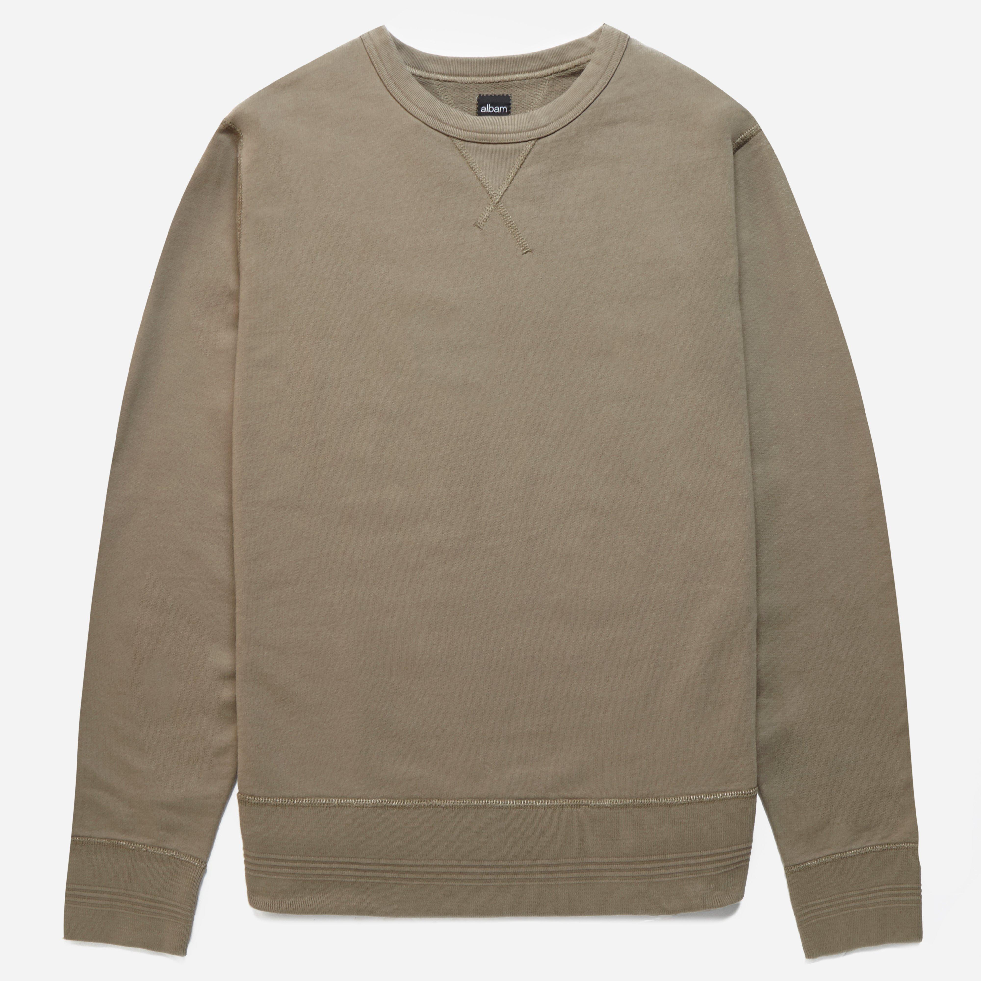 Albam Garment Dye Sweatshirt