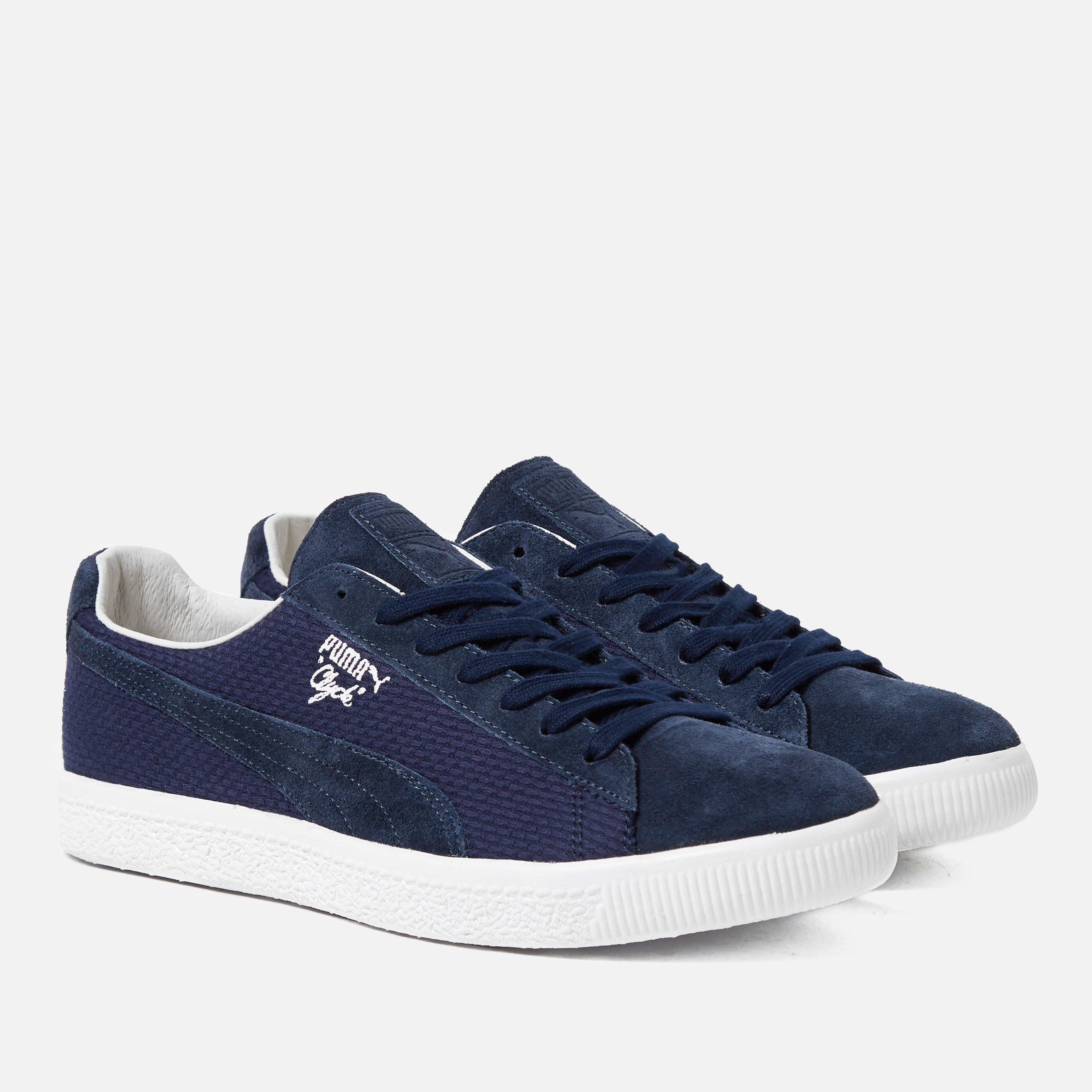 Puma Clyde - Made in Japan Peacoat