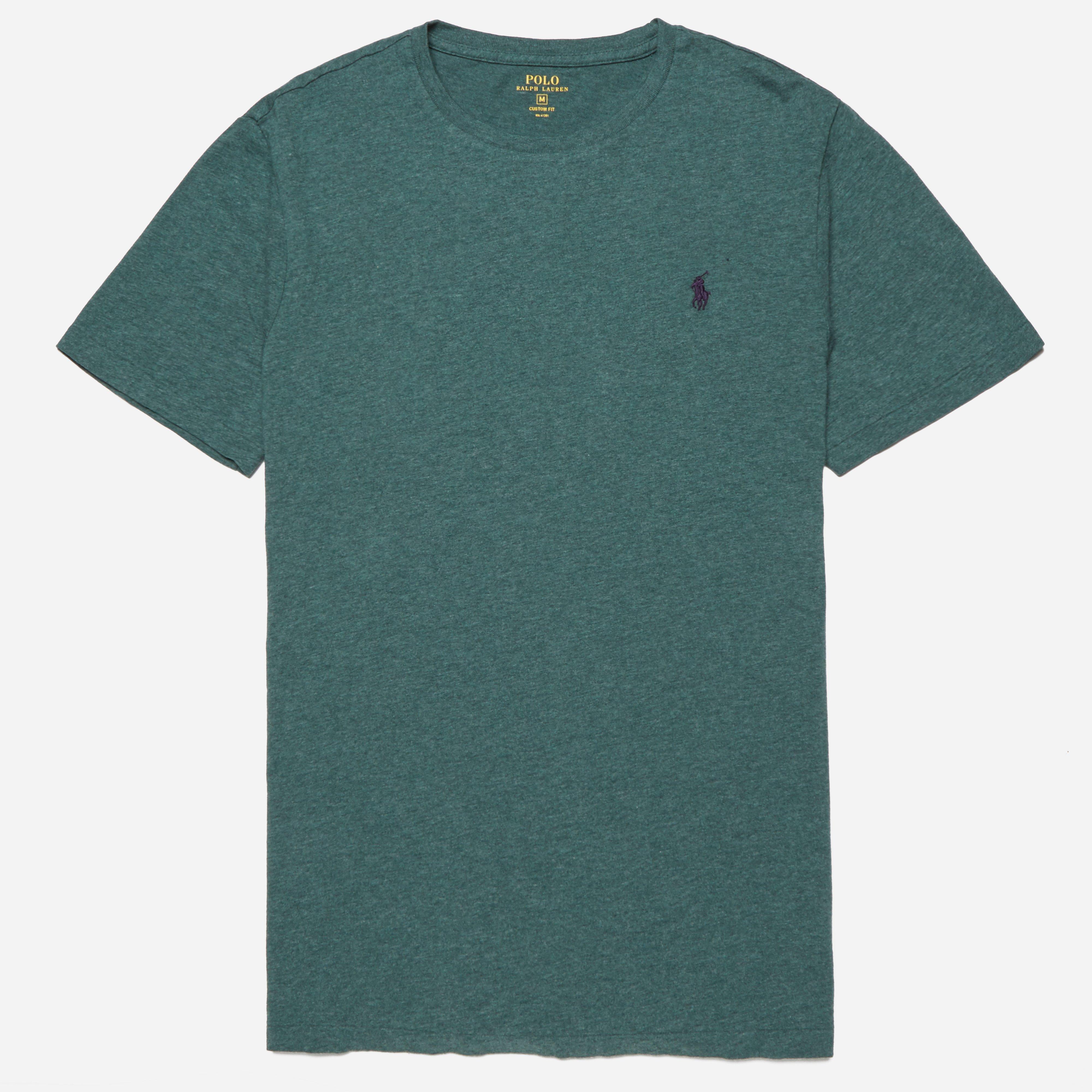 Polo Ralph Lauren Custom Fit Crew Neck T-shirt