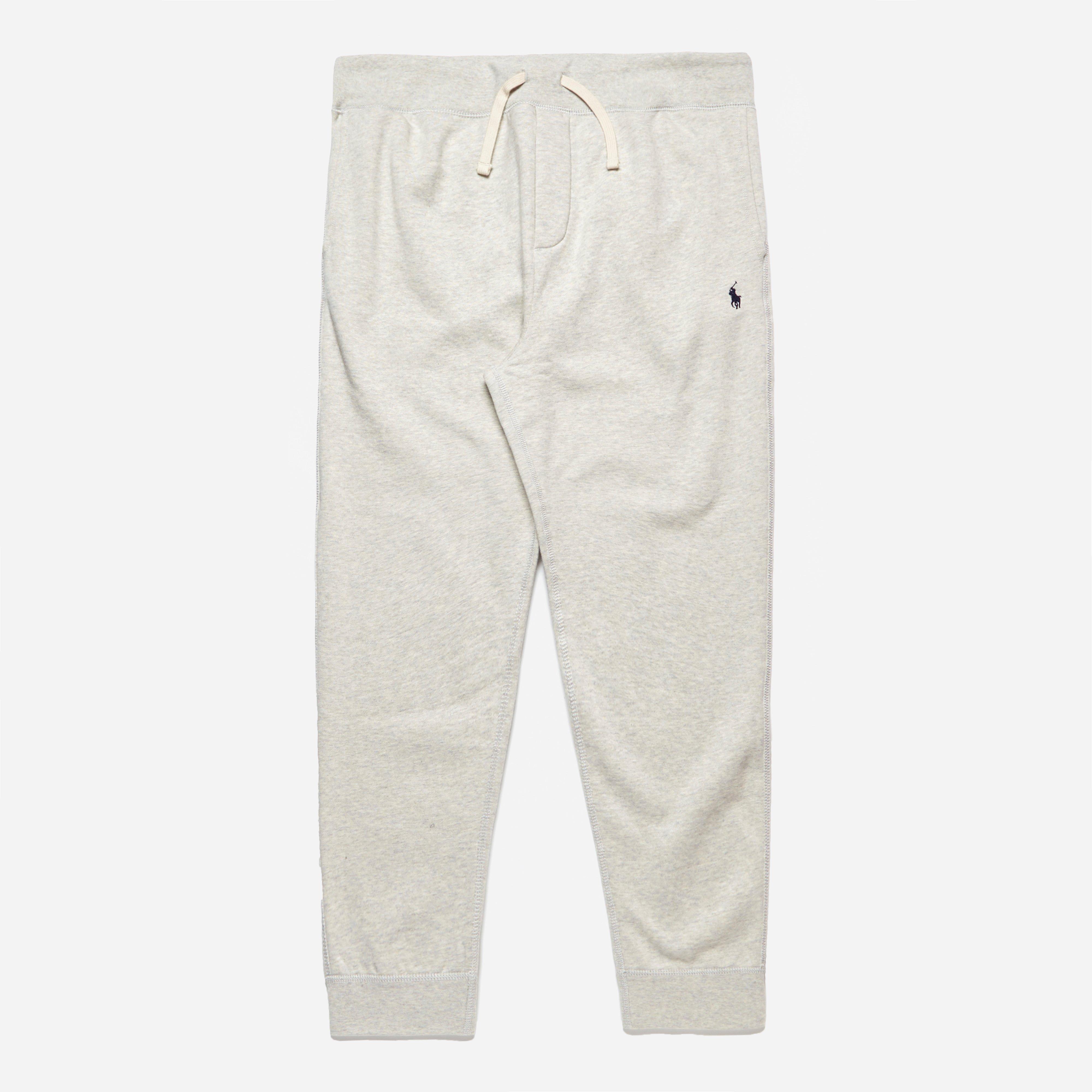Polo Ralph Lauren Athletic Rib Cuff Fleece Pants
