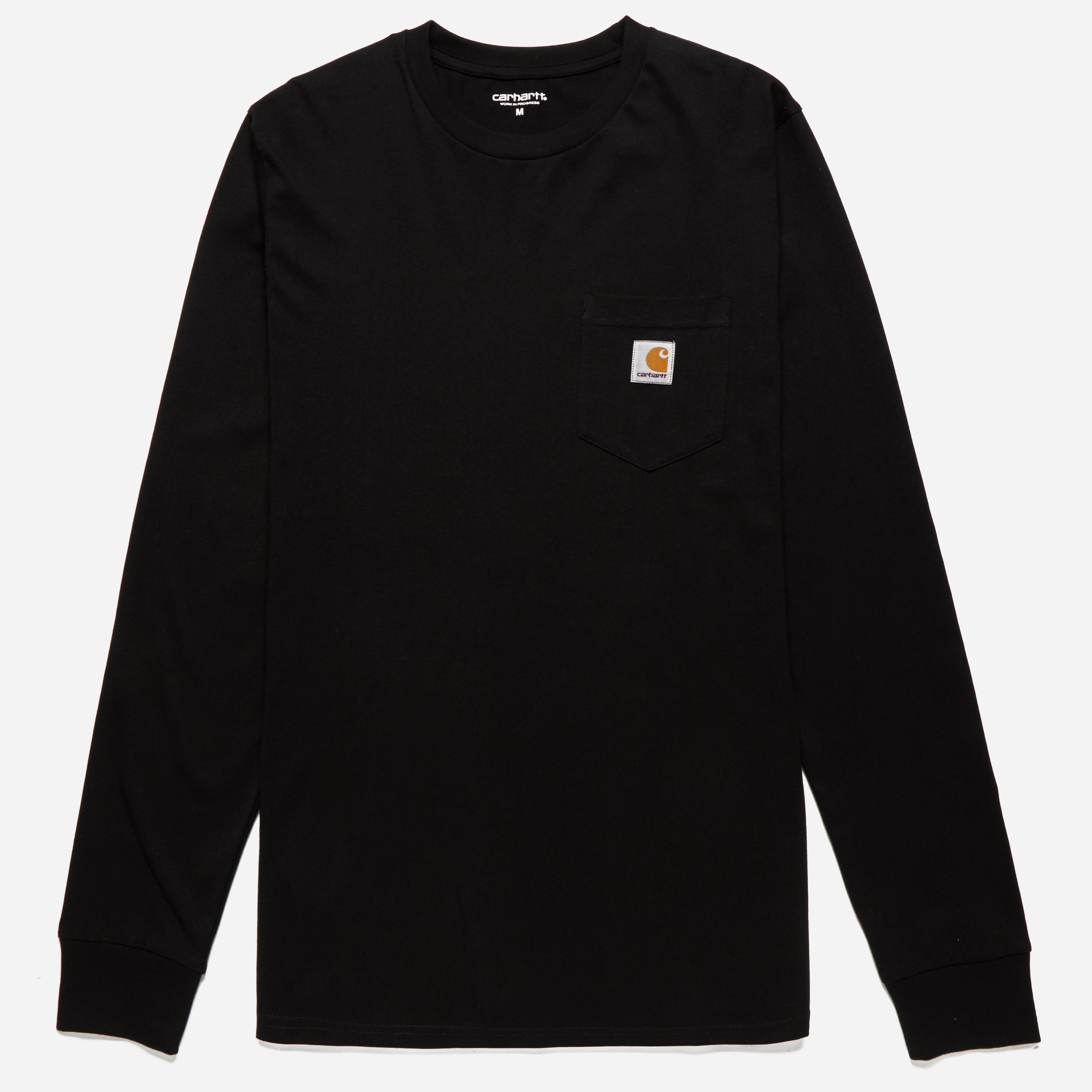 Carhartt Long Sleeve Pocket T-shirt