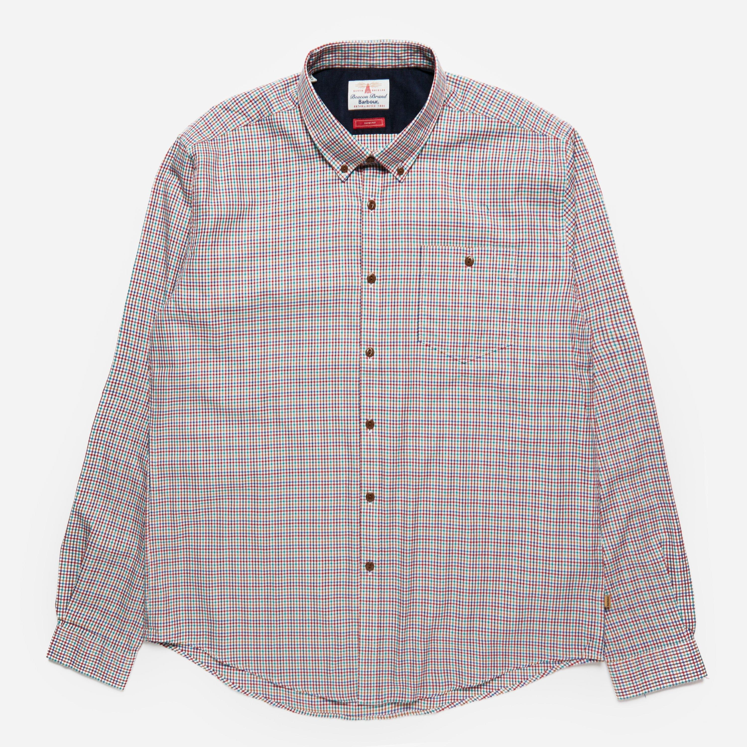 Barbour Elwin Tattersall Shirt