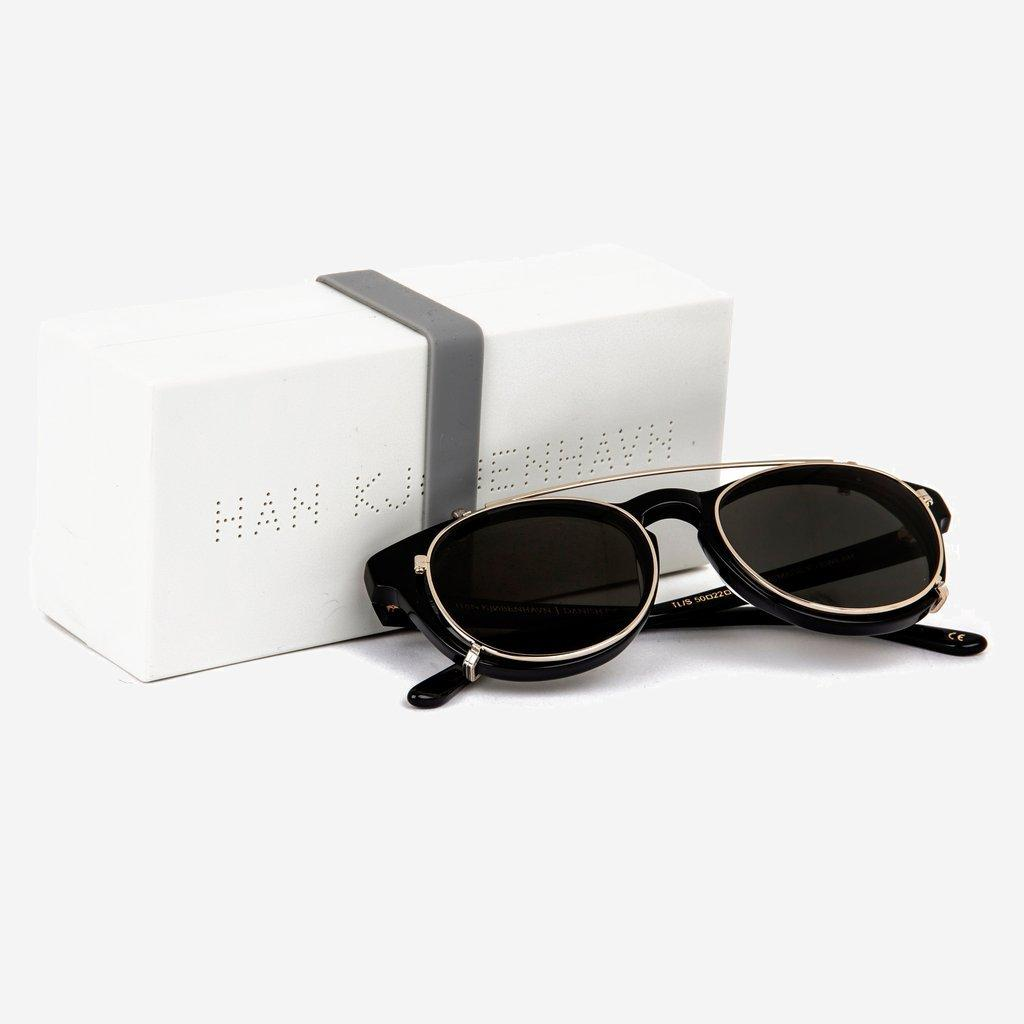 Han Kjobenhavn Timeless Clip On Sunglasses