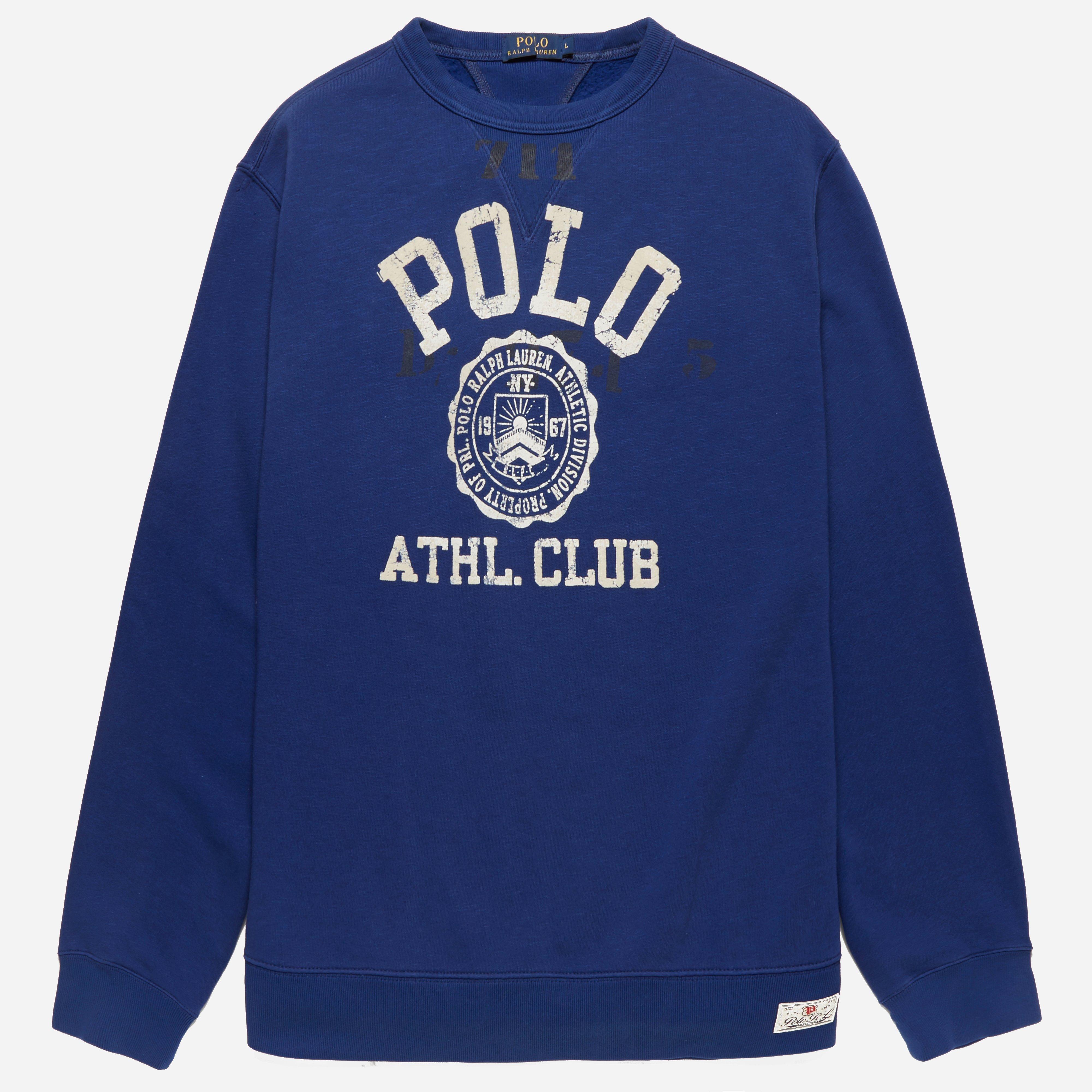 Polo Ralph Lauren Fleece Graphic Sweatshirt