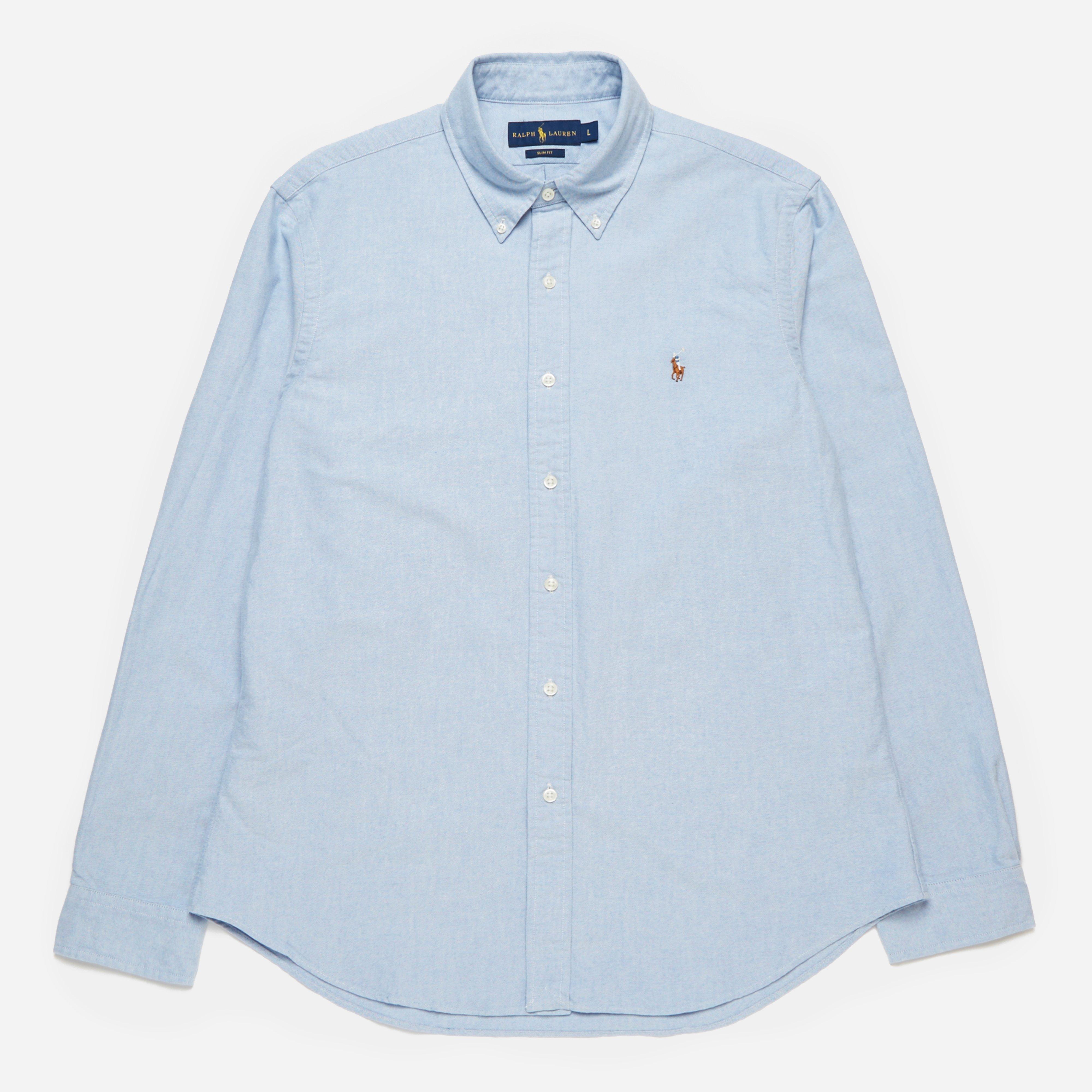 Polo Ralph Lauren Slim Fit Denim BD Shirt