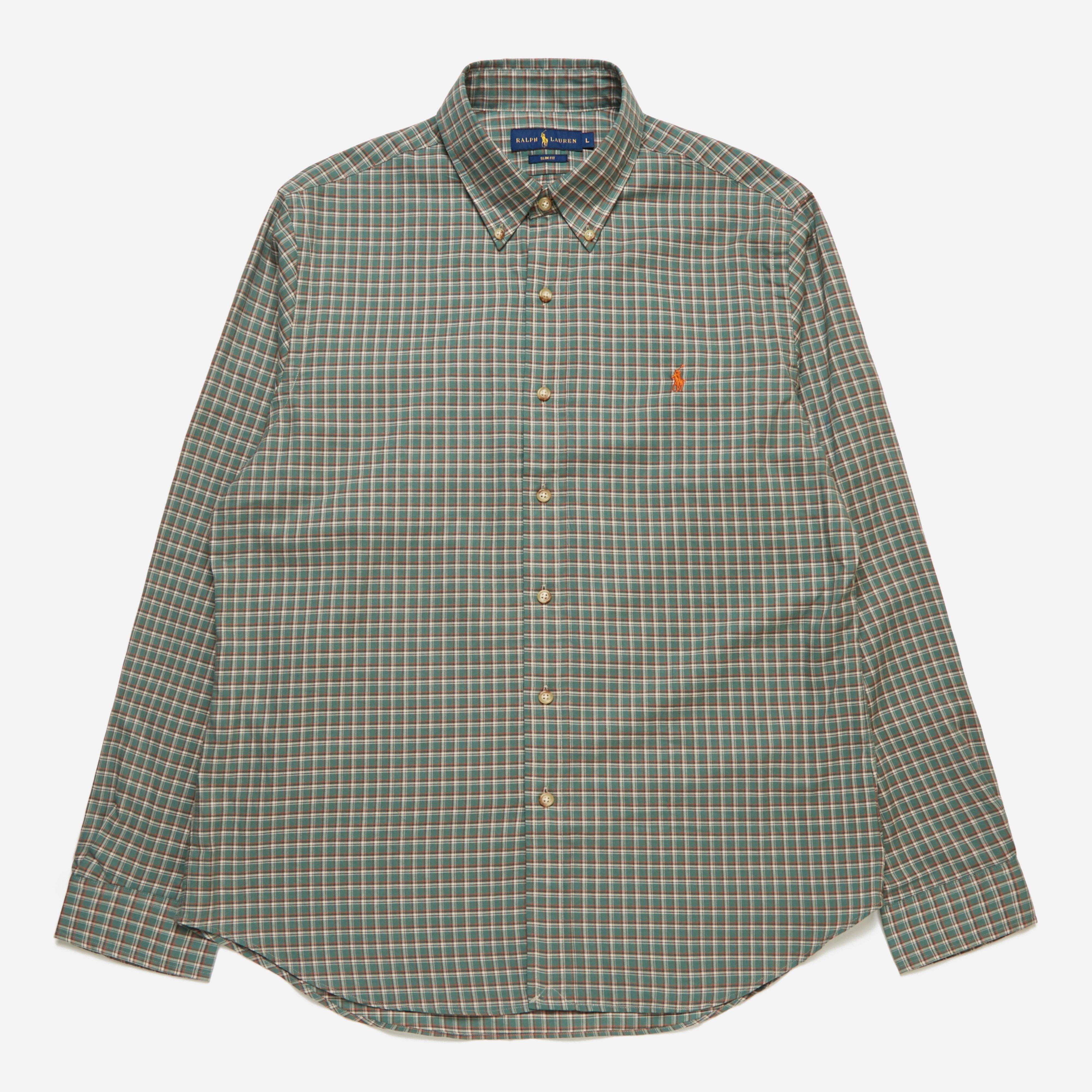 Polo Ralph Lauren Slim Fit Oxford Shirt