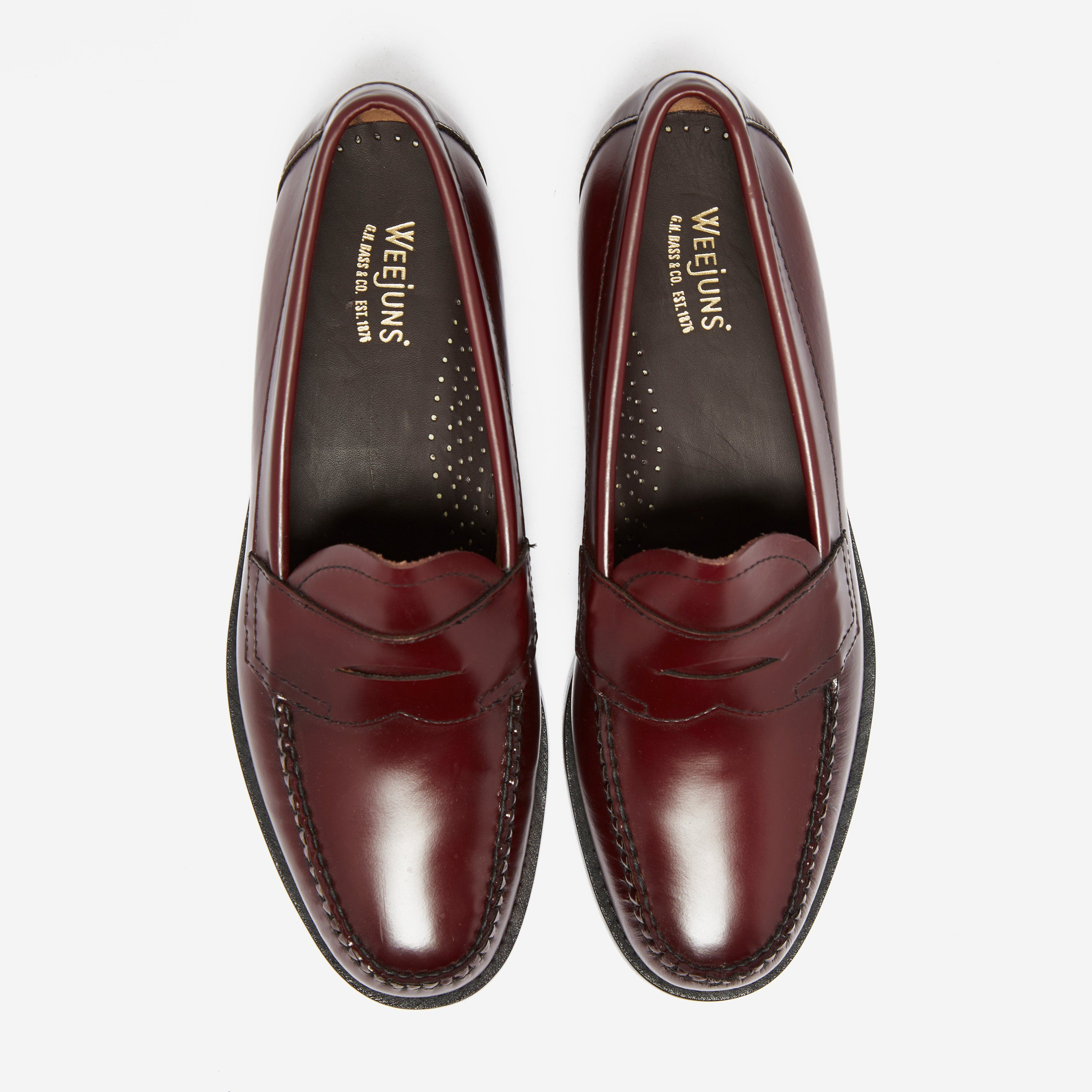 G.H. Bass & Co. Weejun Logan Penny Loafer
