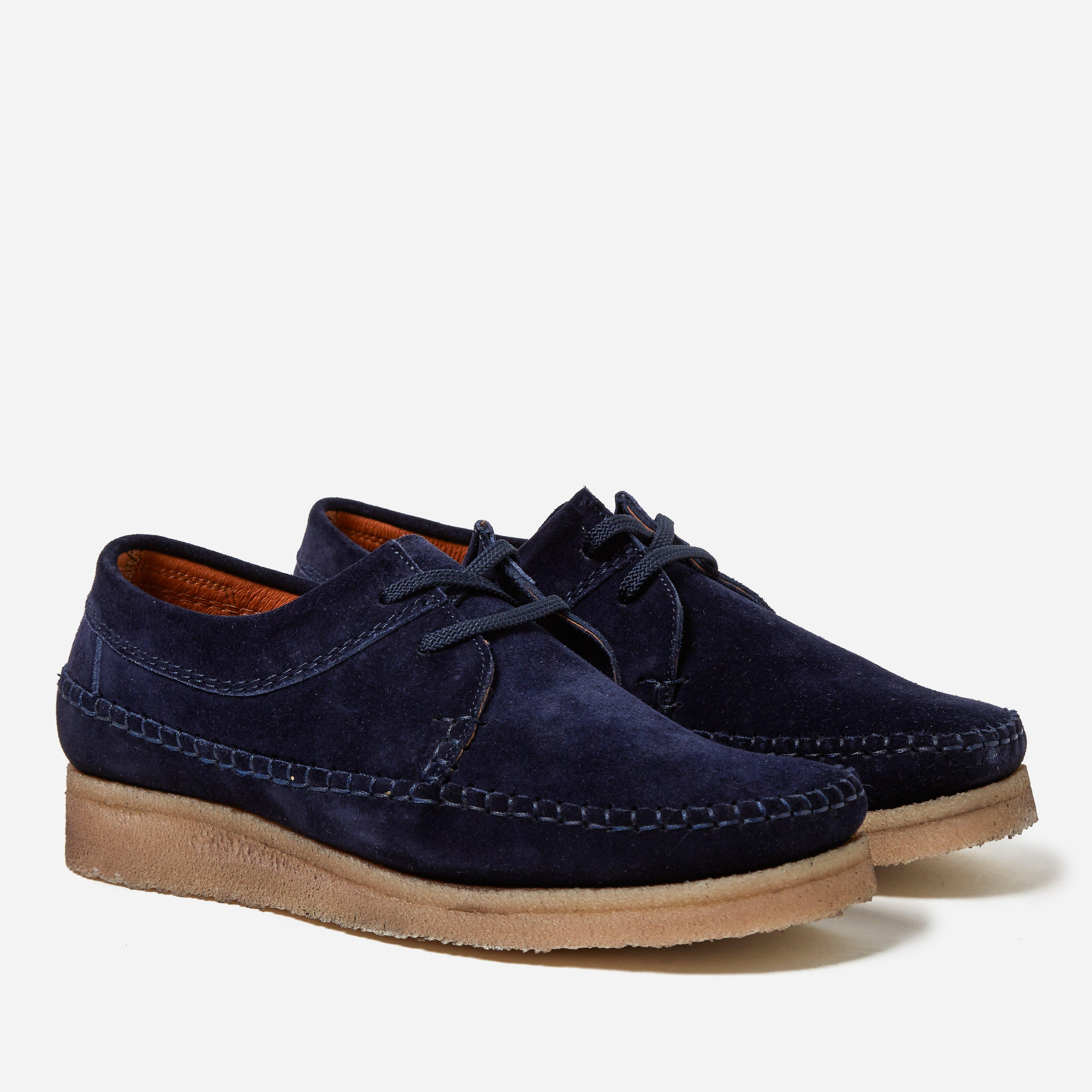 Padmore & Barnes M387 Willow Shoe Suede