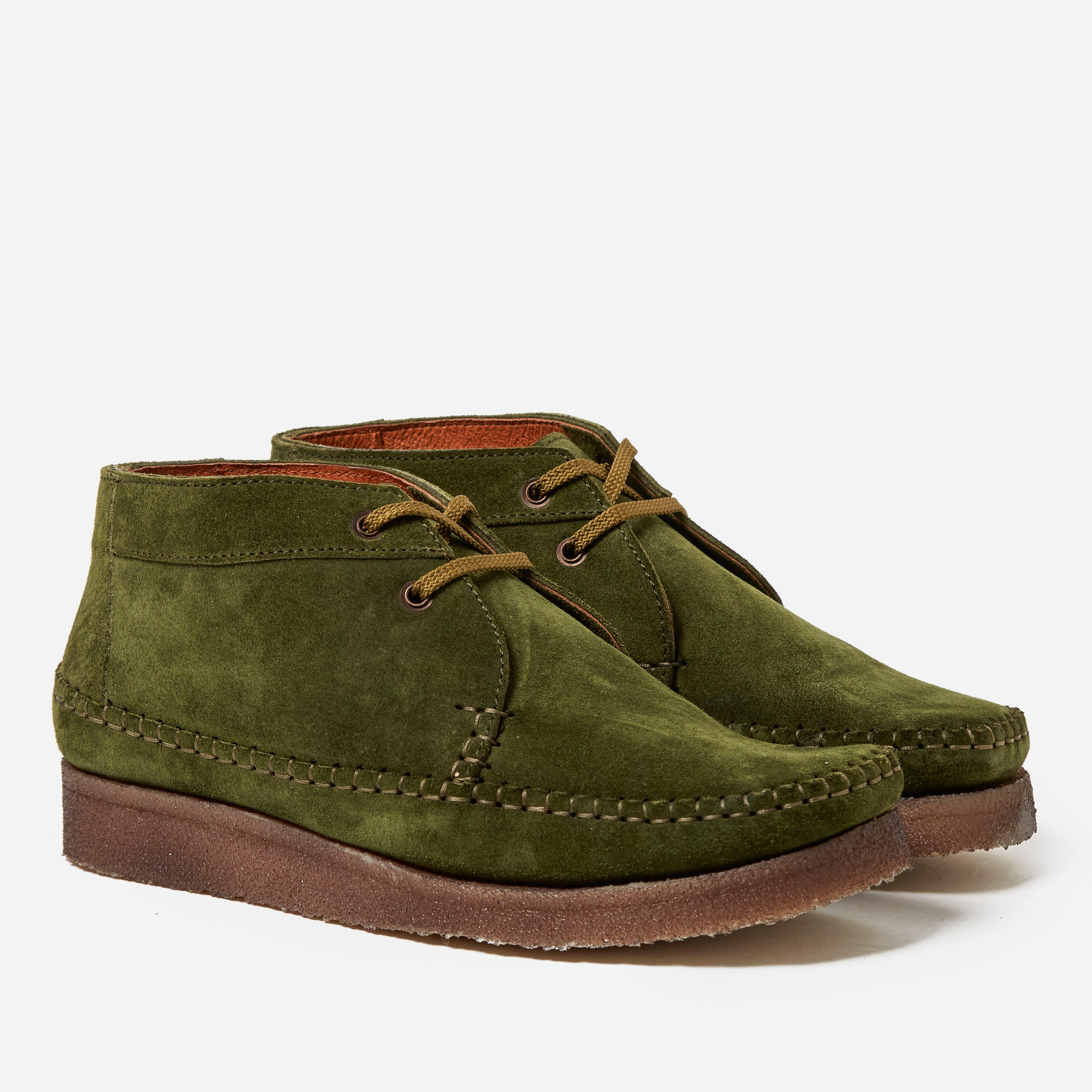 Padmore & Barnes P700 Willow Boot Suede