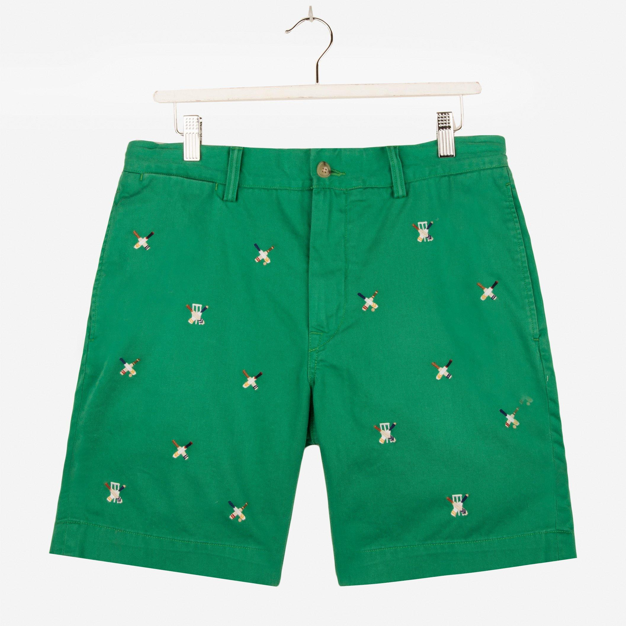 Polo Ralph Lauren Embroided Bedford Short