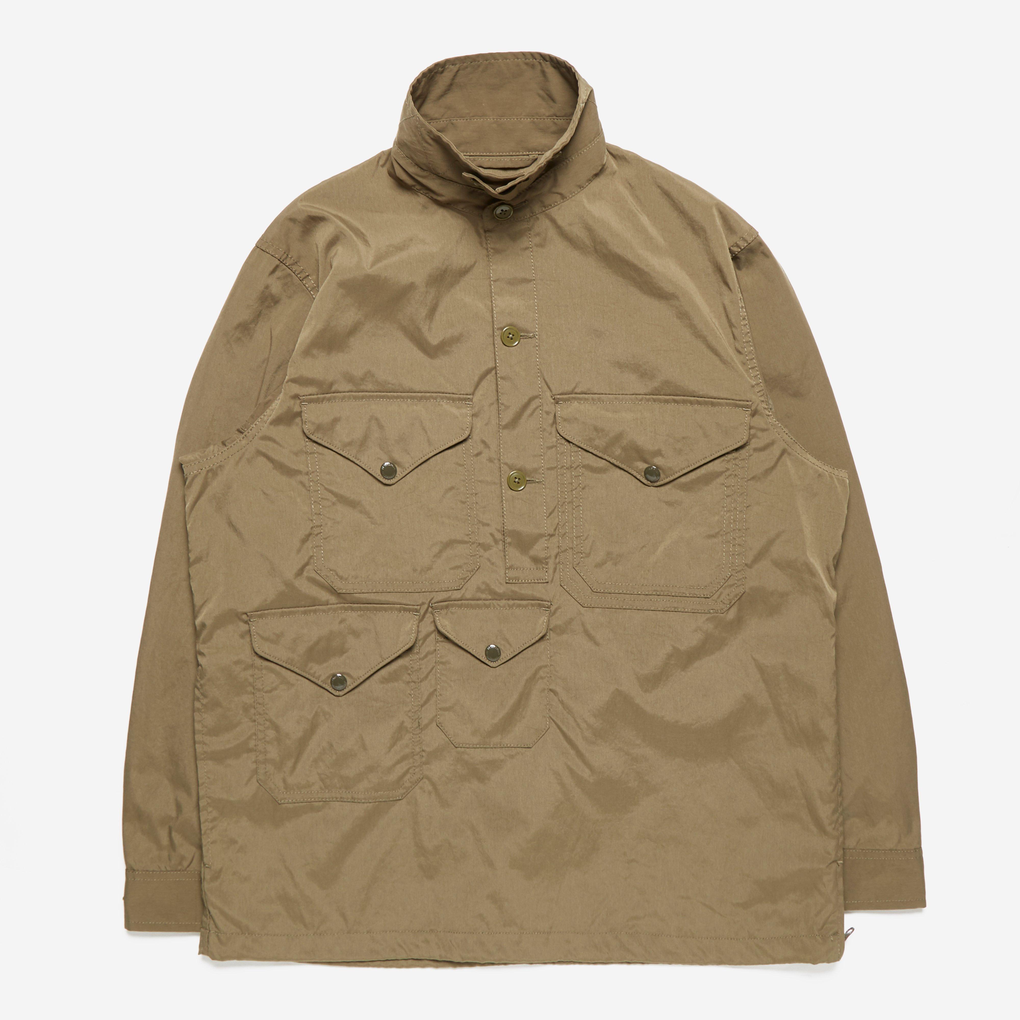 Beams Plus Multi Pocket Pullover