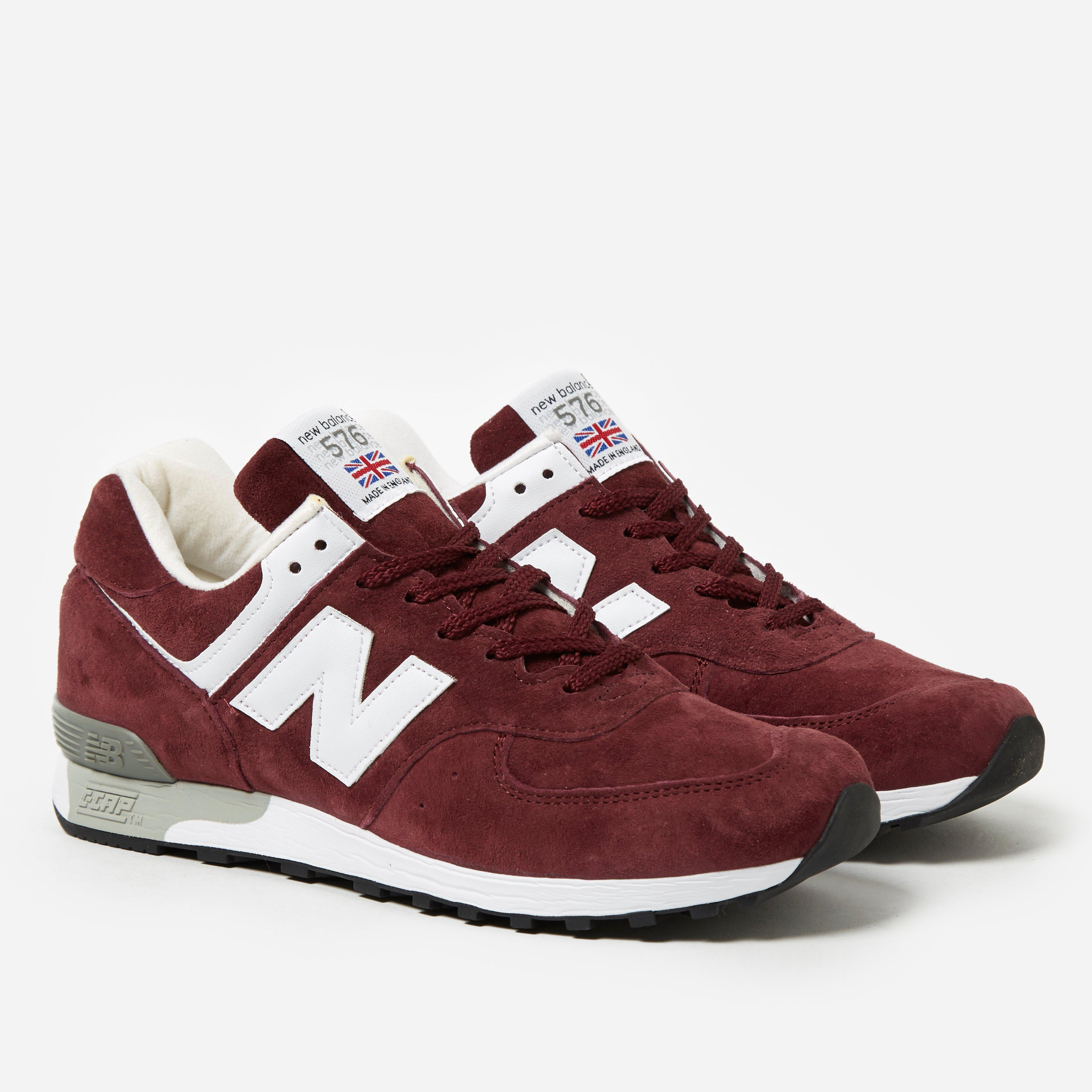 New Balance M576PRW Made In England