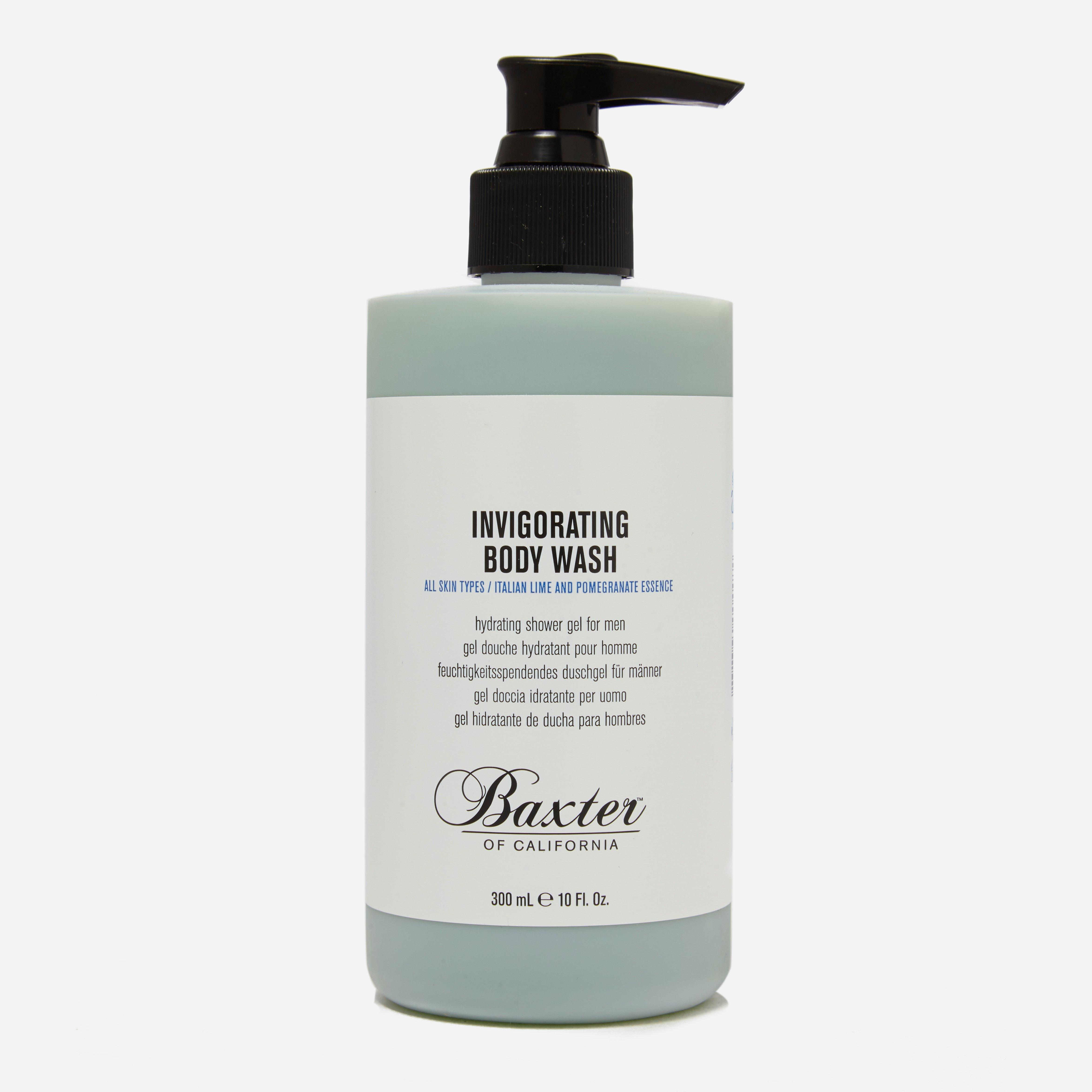 Baxter Of California Invigorating Body Wash Italian Lime