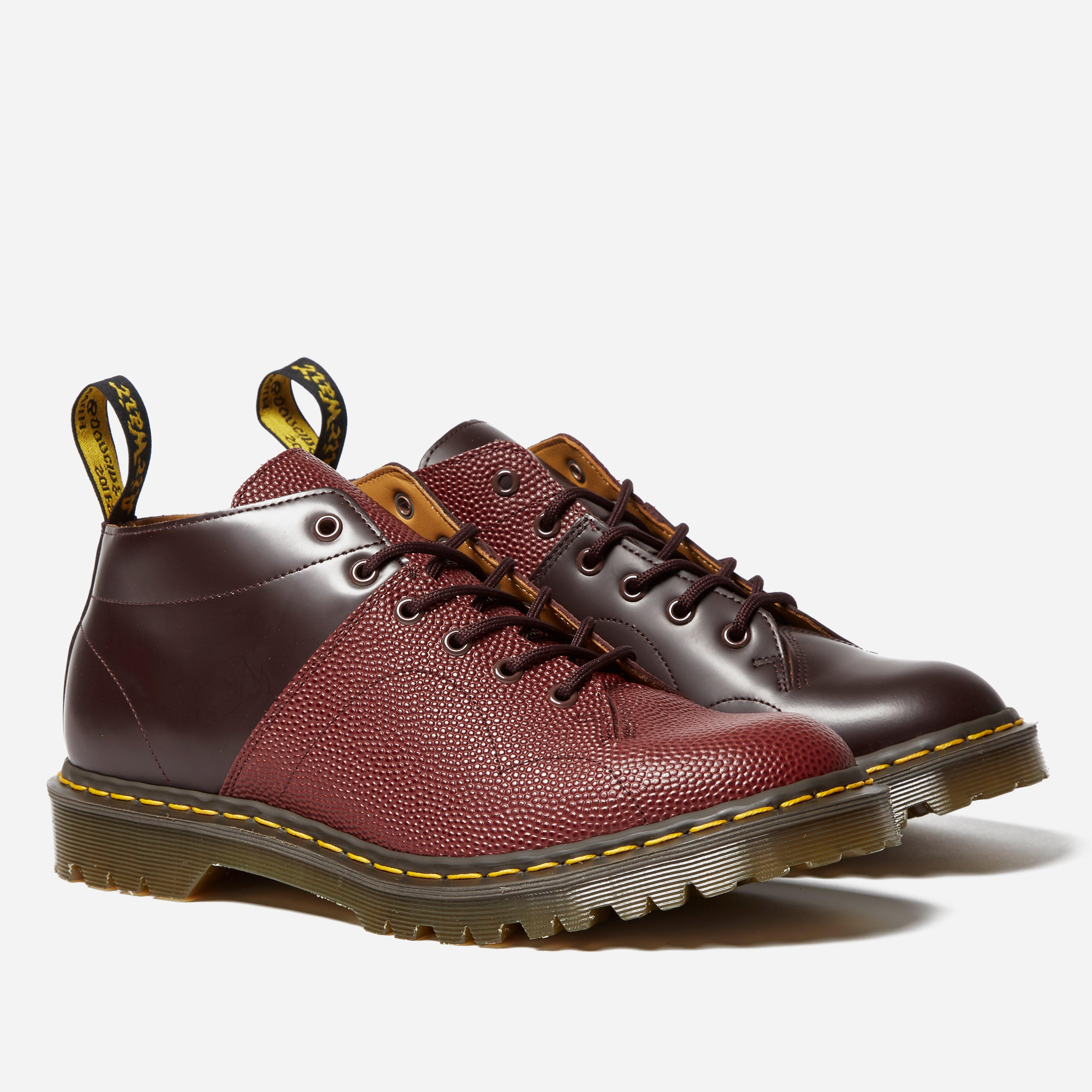Dr Martens X Engineered Garments Church Monkey Boot