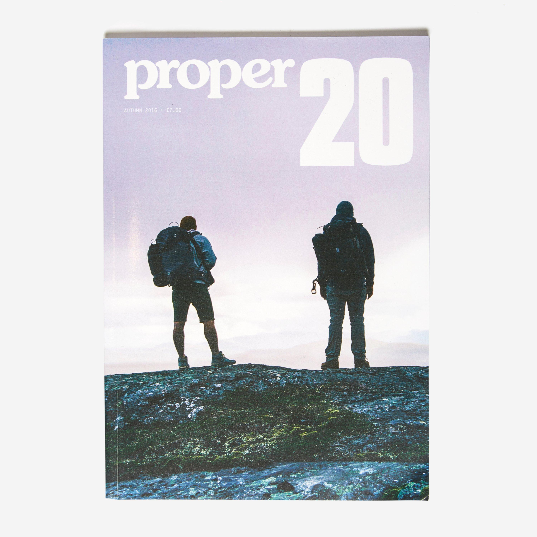 Proper Magazine Issue 20