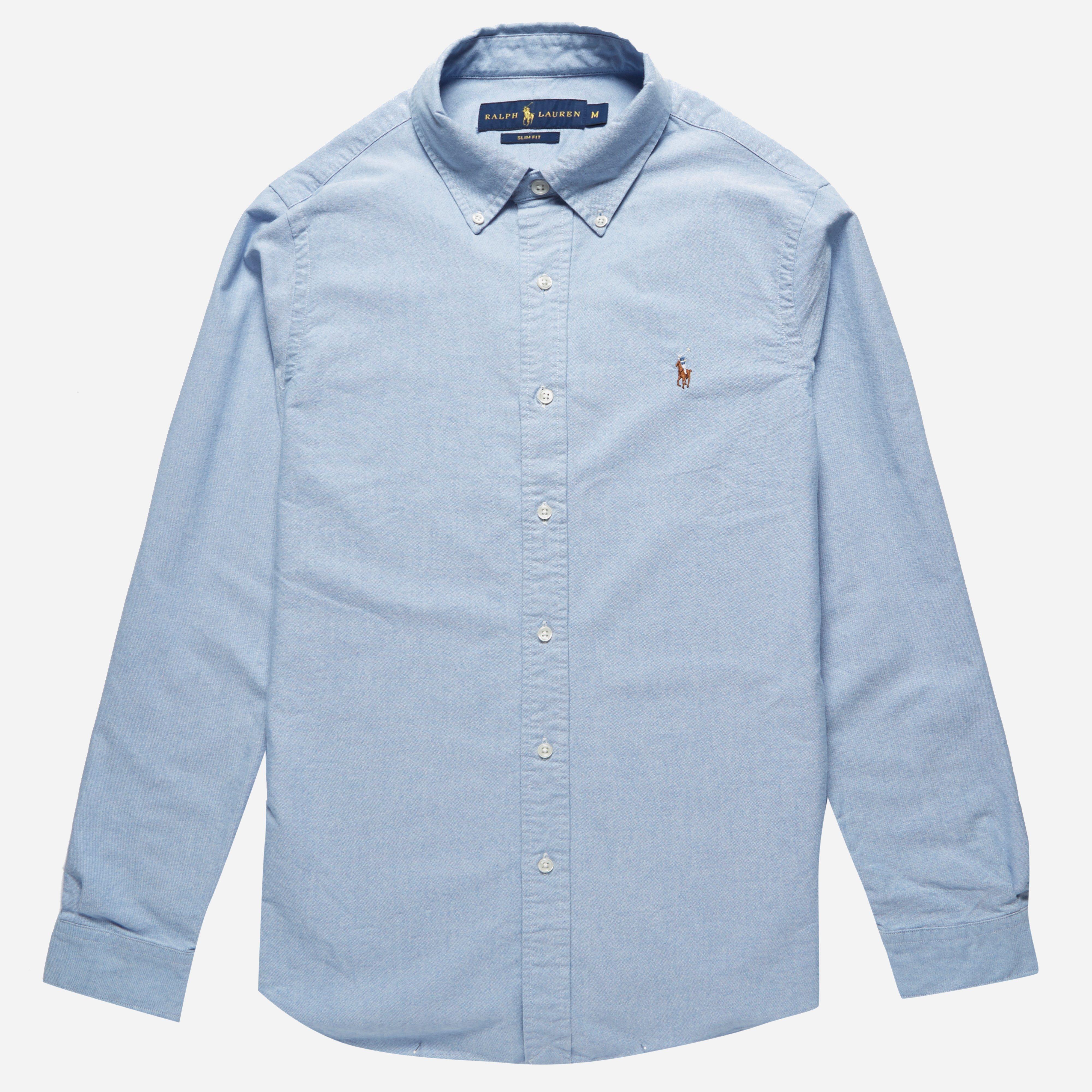 Polo Ralph Lauren Slim Fit Oxford BD Shirt