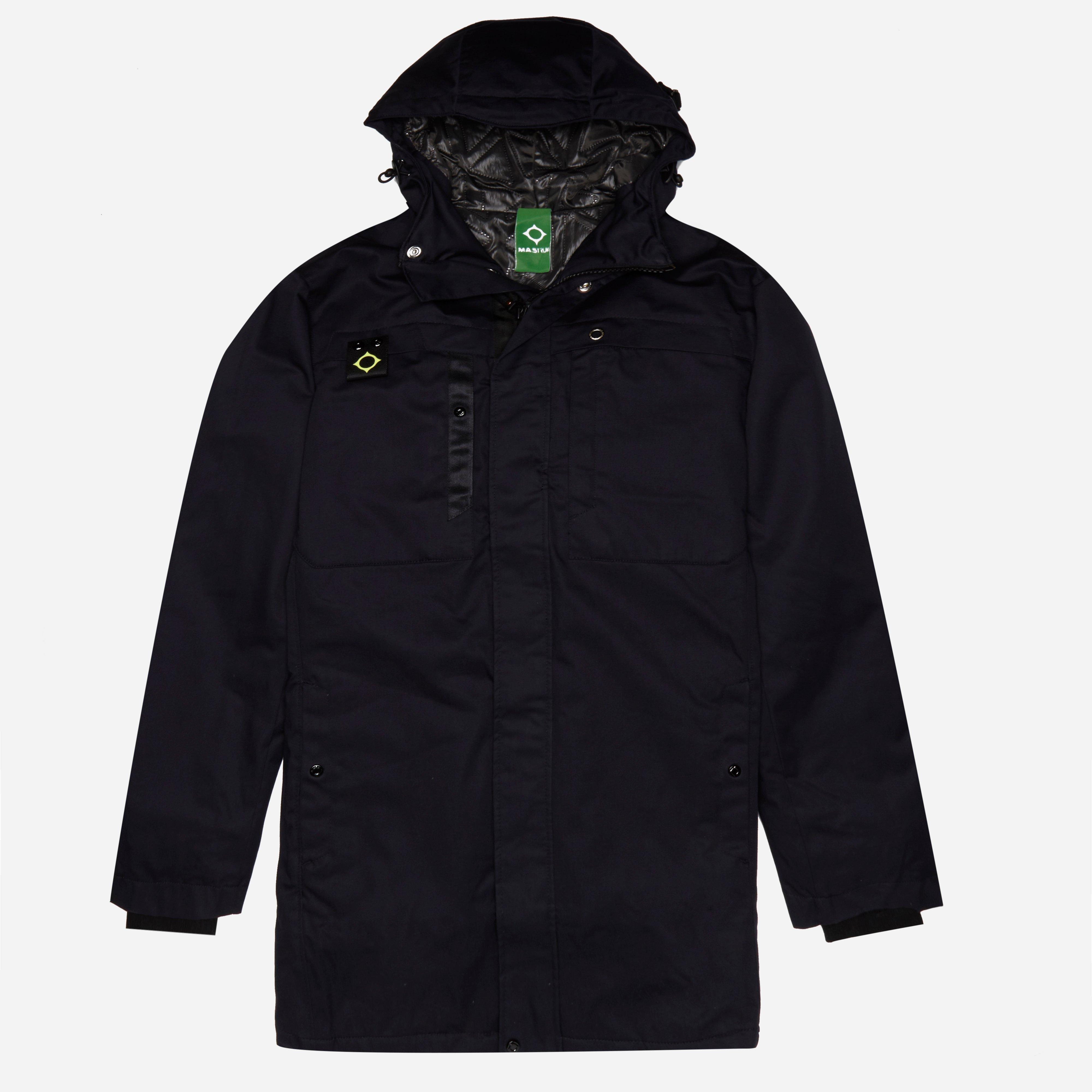 MA.STRUM Armadillo Jacket