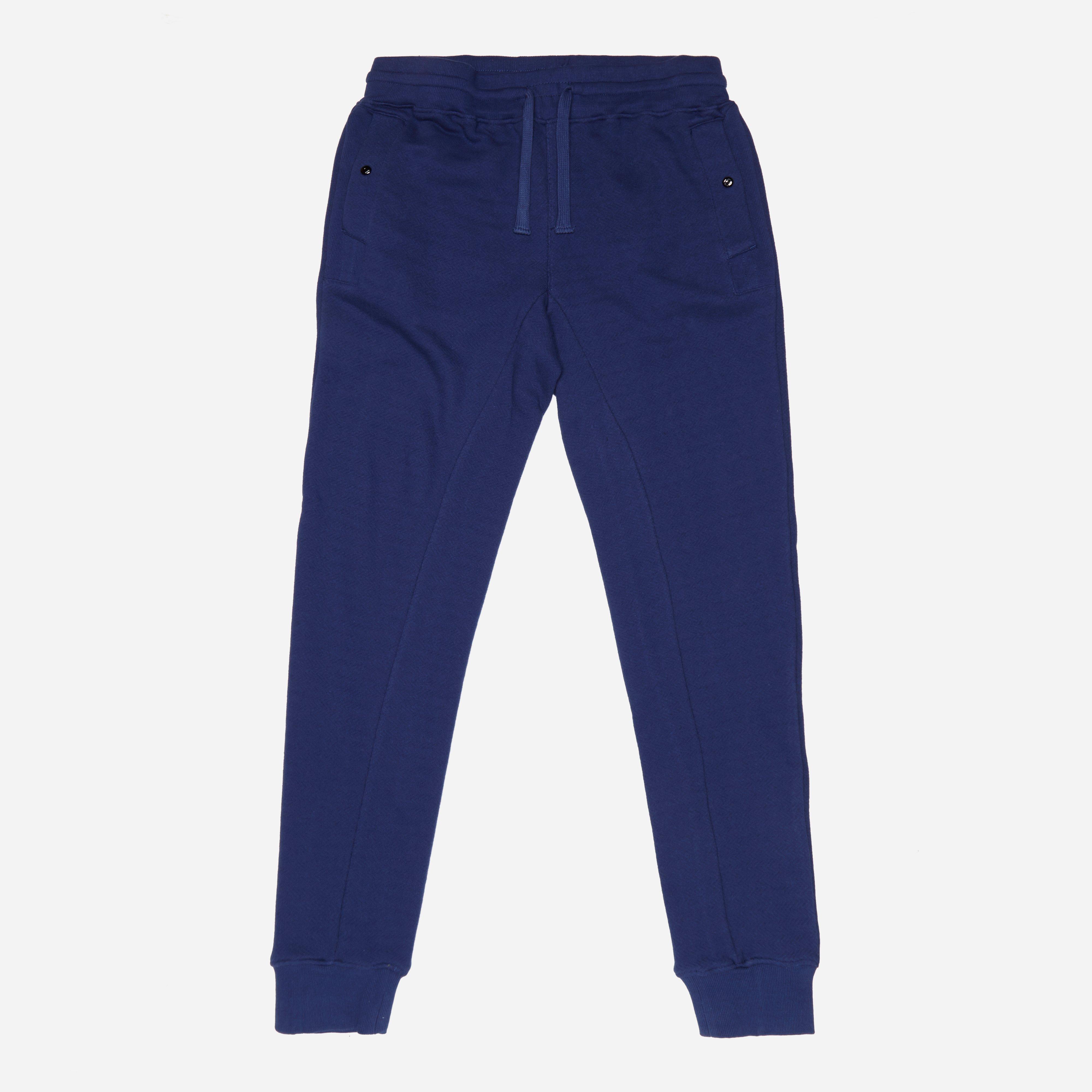 MA.STRUM Slim Fit Herringbone SWT Pant