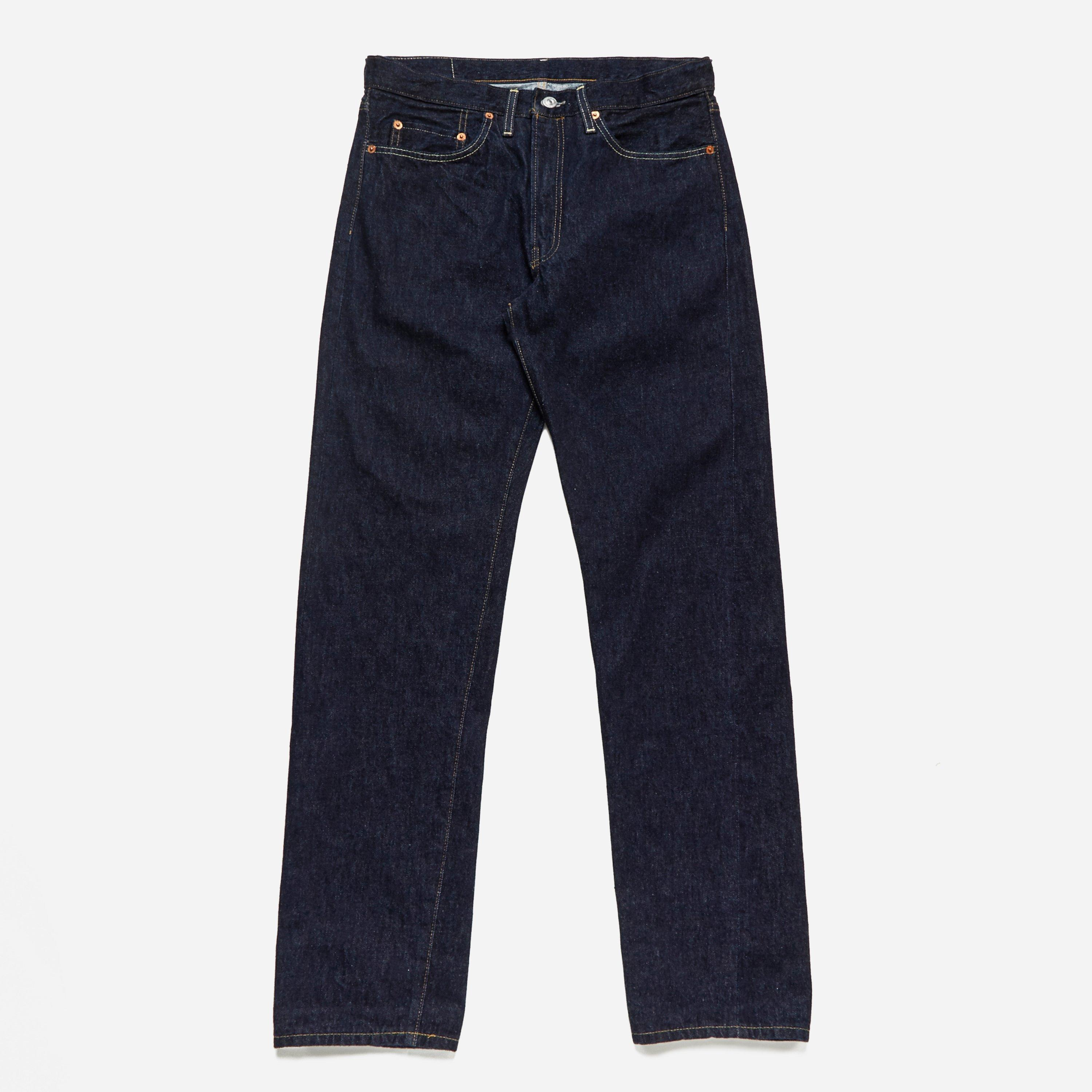 Levis Vintage 1954 501 Jeans New Rinse