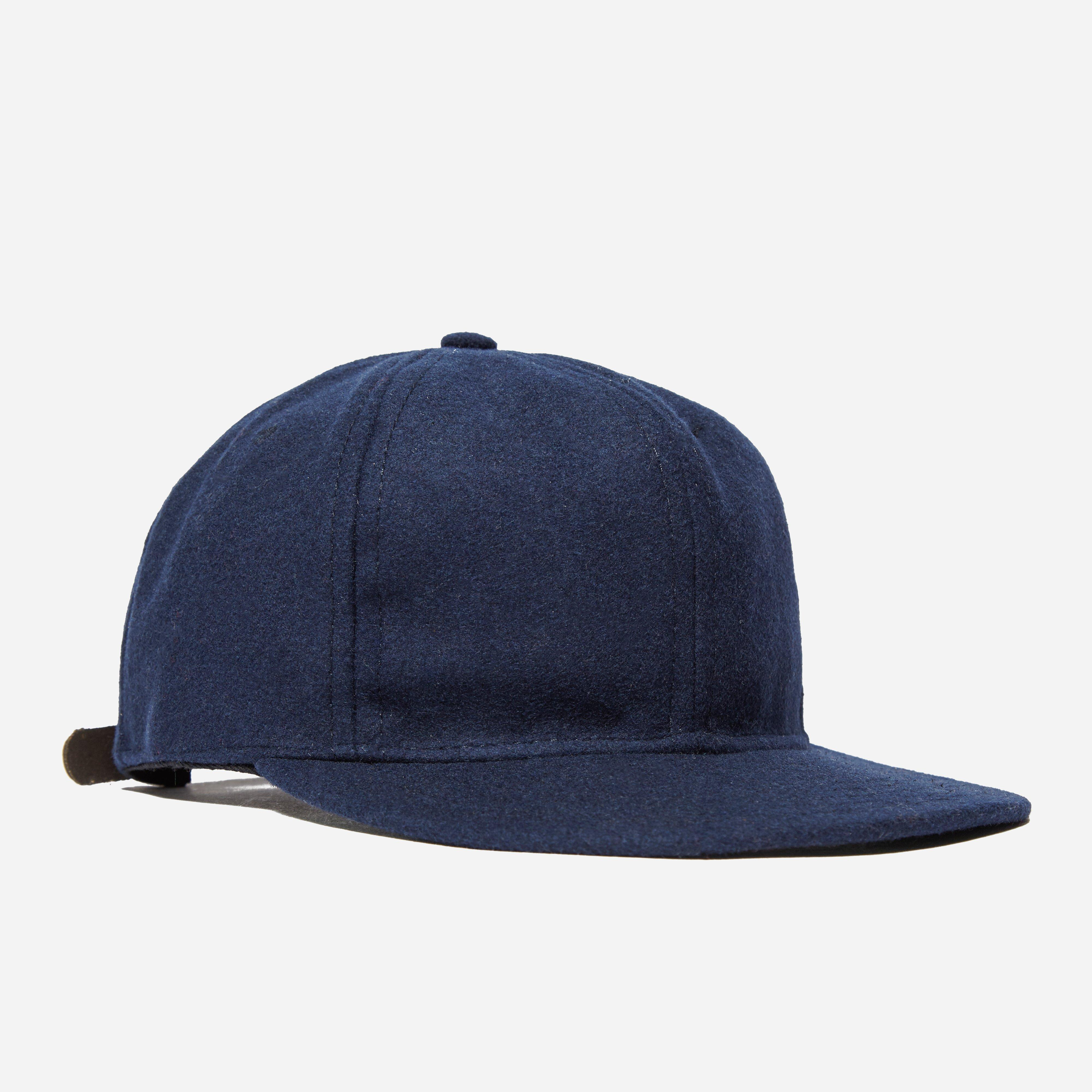 Ebbets Wool 6 Panel Cap