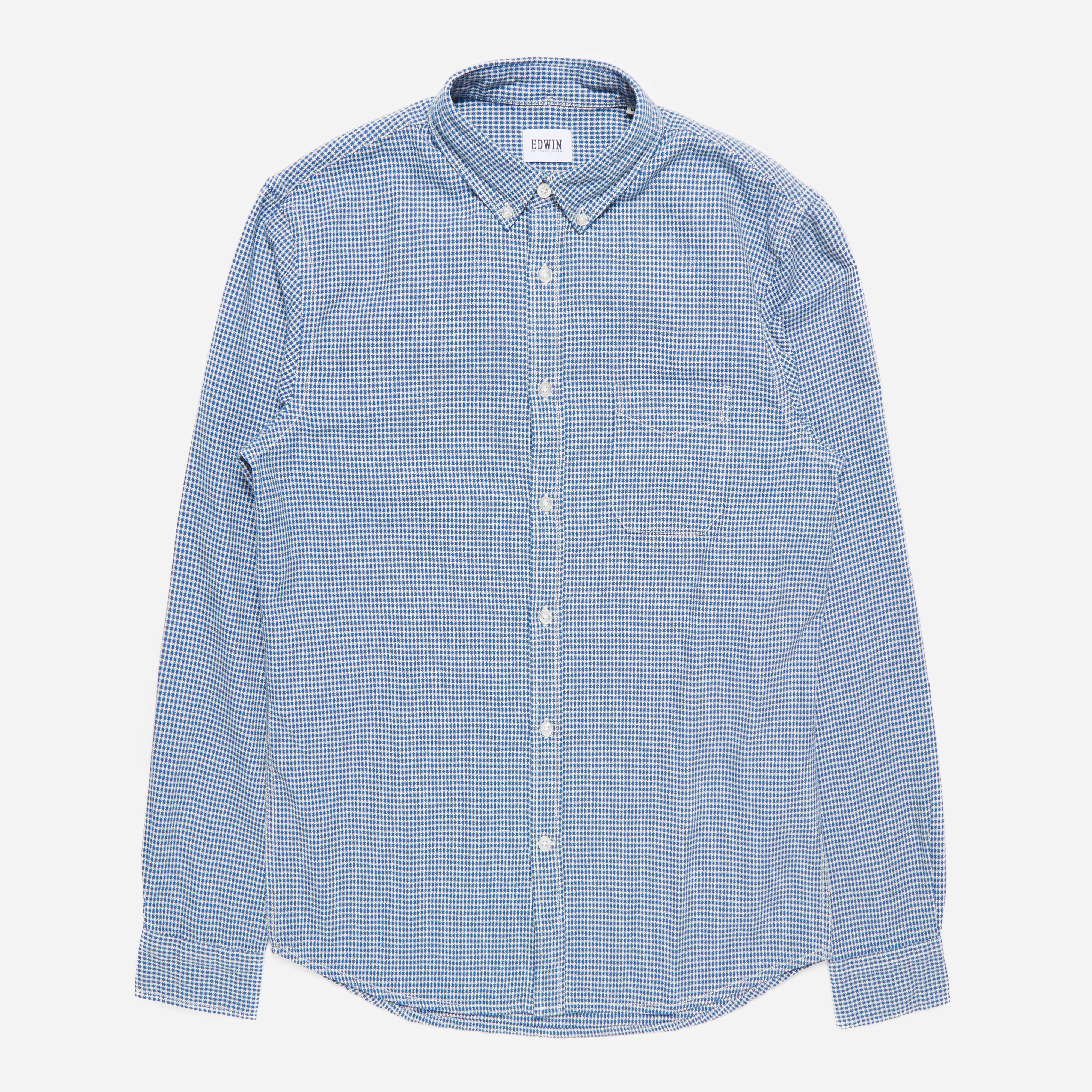 Edwin Dobby Mock Standard Shirt