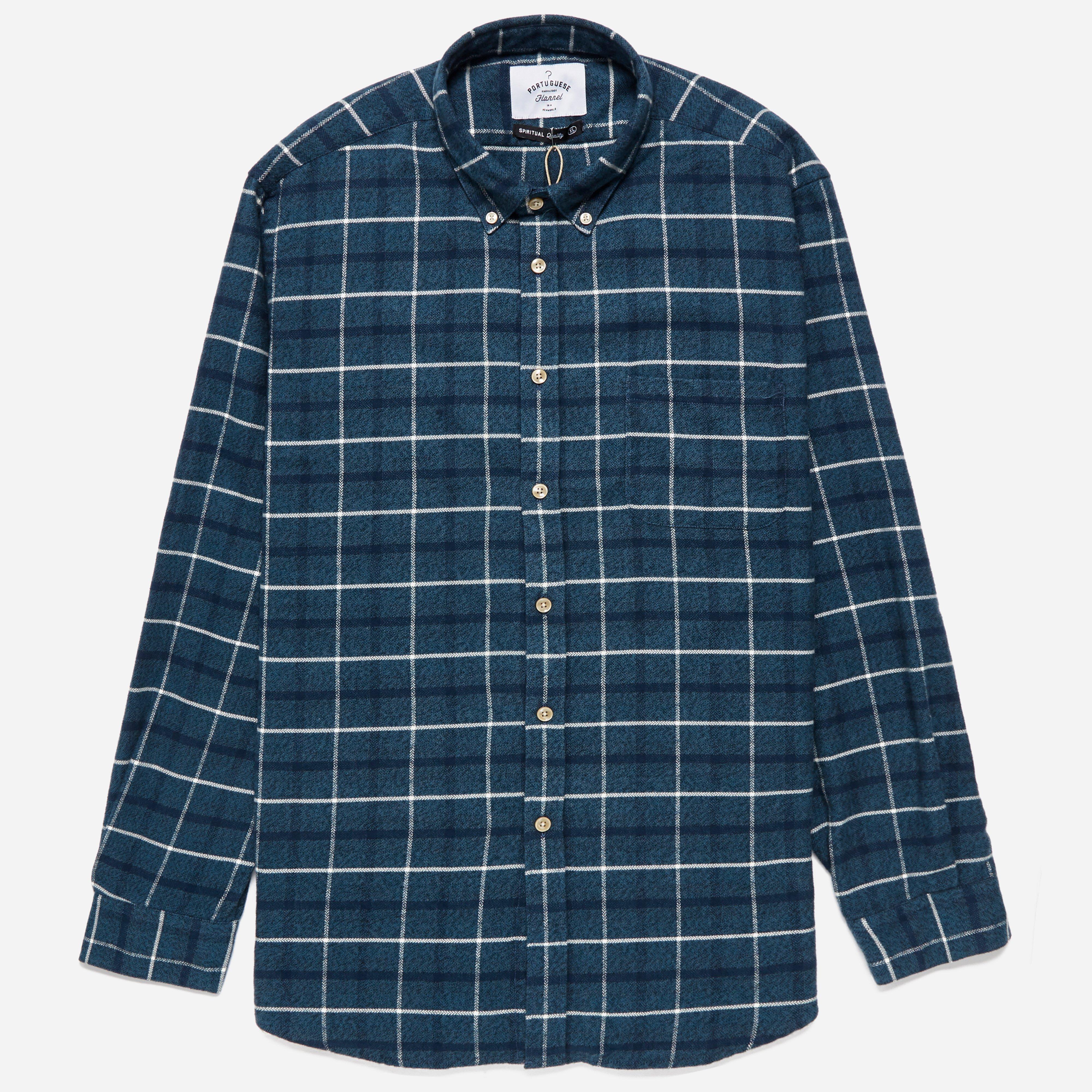 Portuguese Flannel Briteiro Shirt